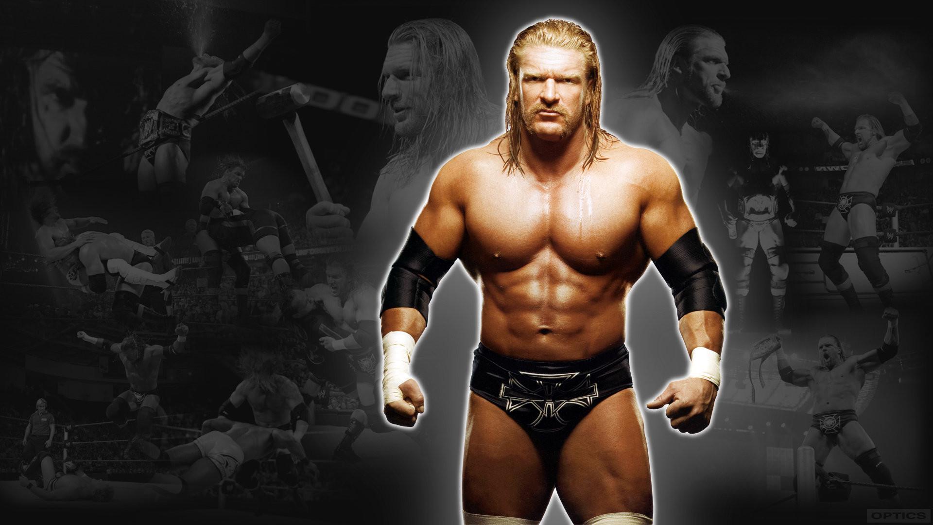 Res: 1920x1080, Triple H - WWE Wallpaper by 0PT1C5 ...