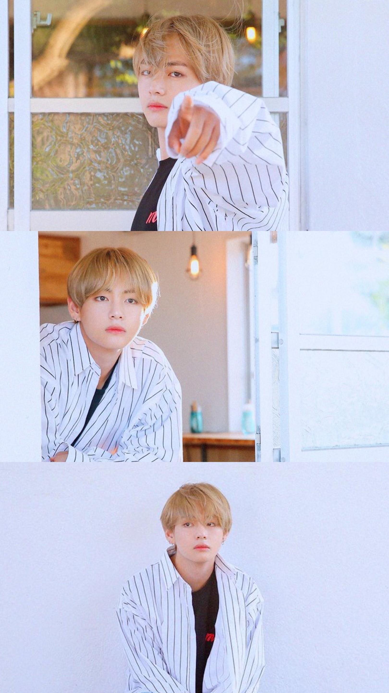 Res: 1620x2880, 김태형 Kim Taehyung - BTS | 2018 Seasons Greeting | 2
