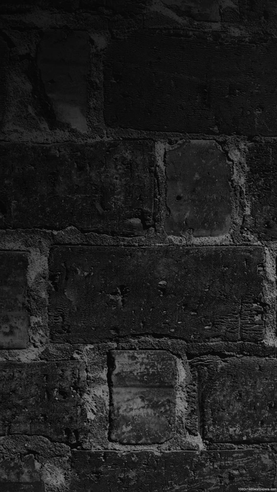 Res: 1080x1920, Black brick iPhone wallpaper