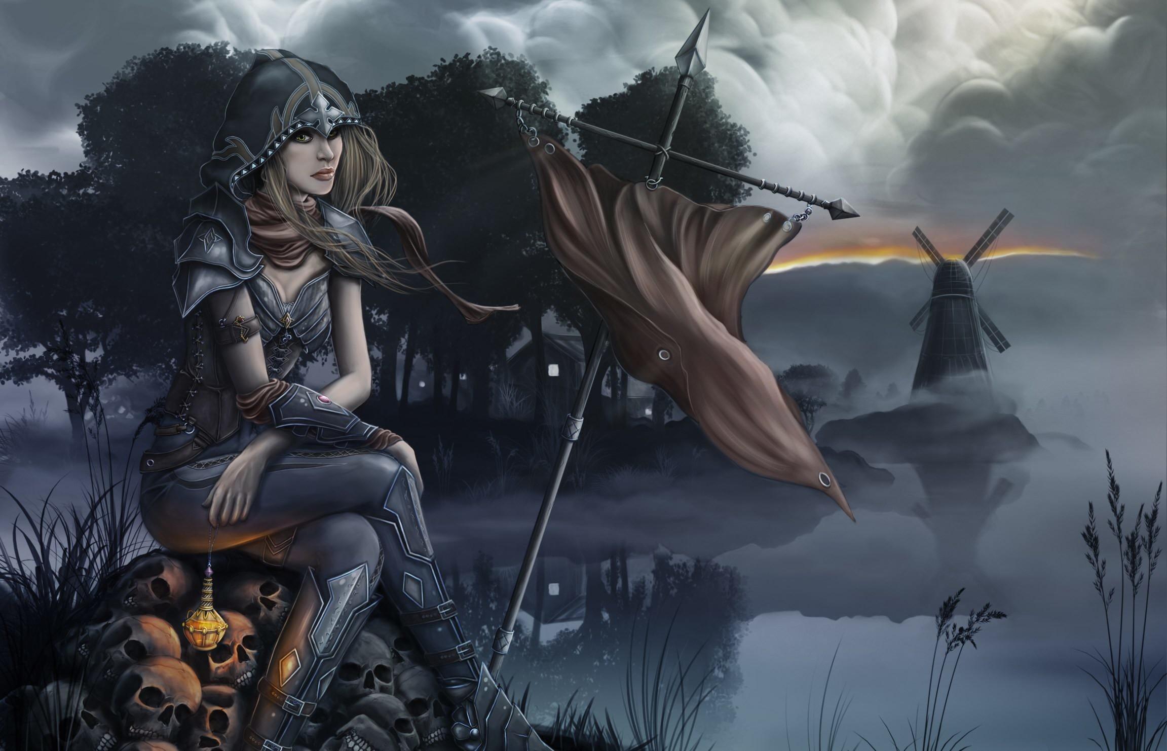 Res: 2303x1482, Female-demon-hunter-diablo-3.jpg