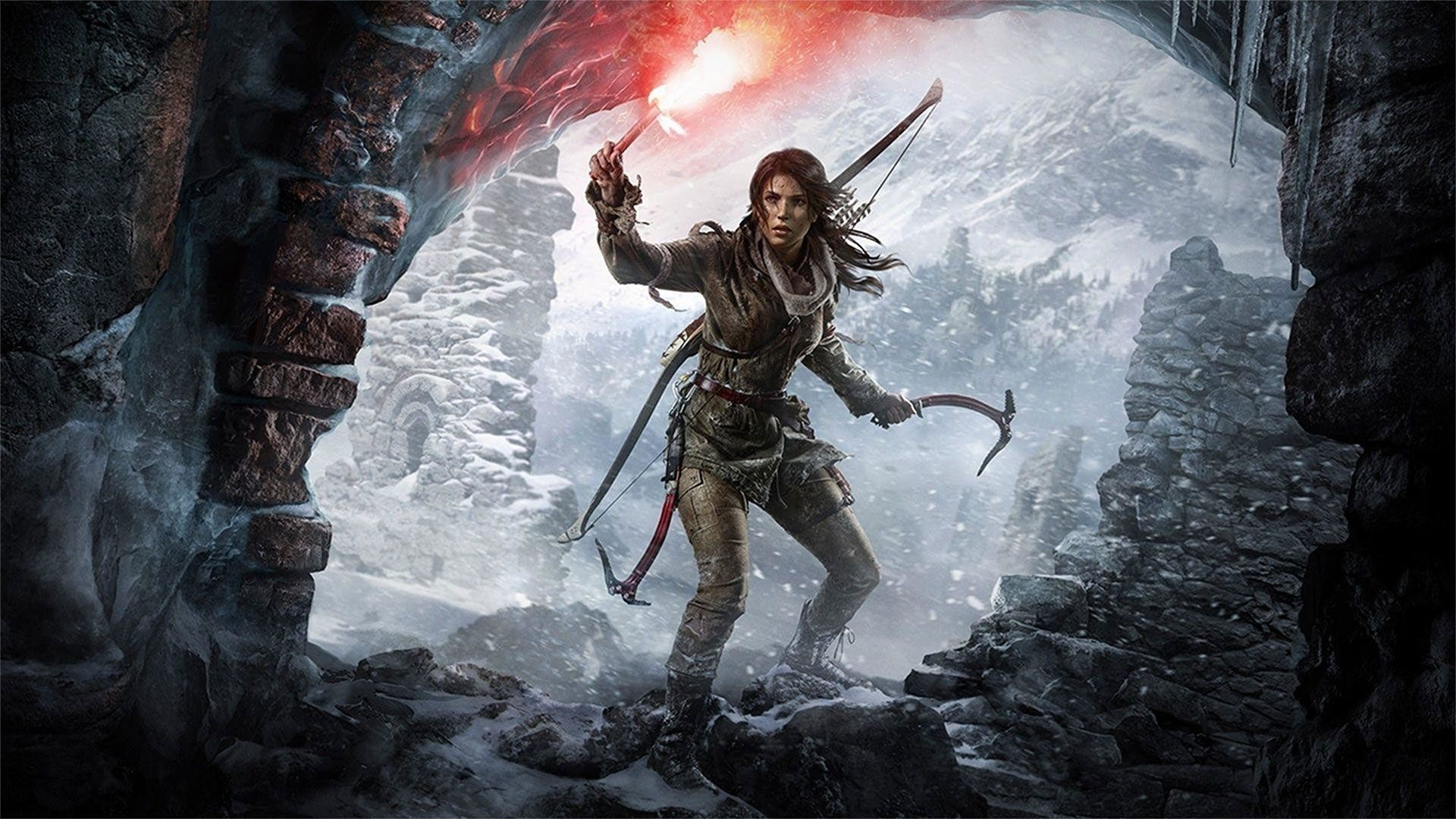 Res: 1920x1080,  Rise of the Tomb Raider Wallpapers in Ultra HD | 4K