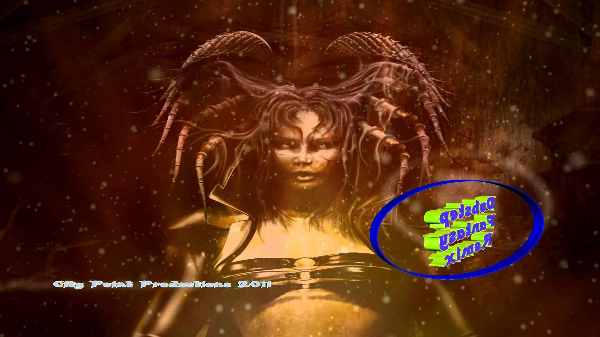 Res: 1920x1080, Dubstep Fantasy Remix - Sexy Female Demon HD Wallpaper