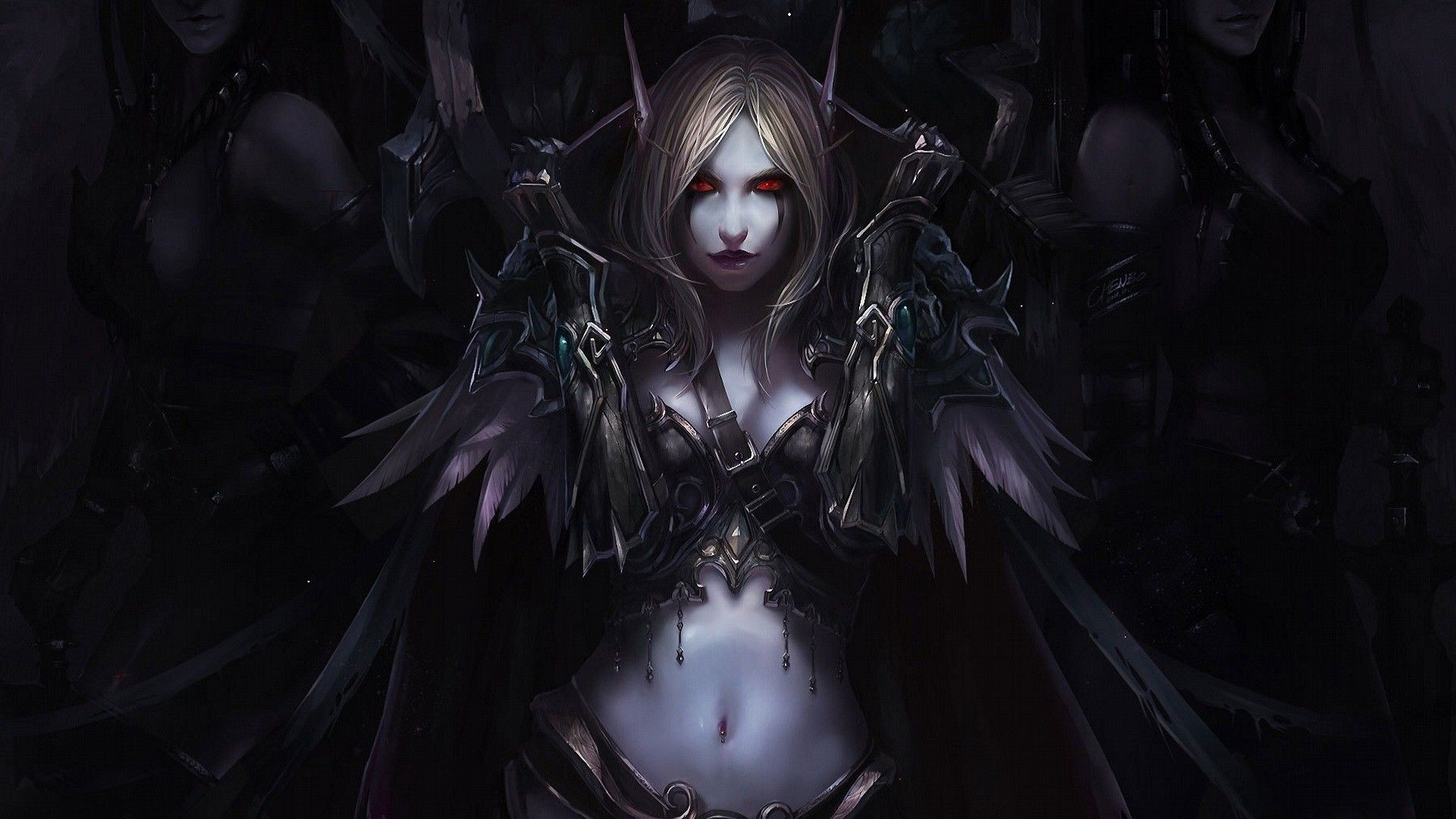 Res: 1920x1080,  WOW: Sylvanas Windrunner Wallpapers WOW: Sylvanas Windrunner  widescreen wallpapers