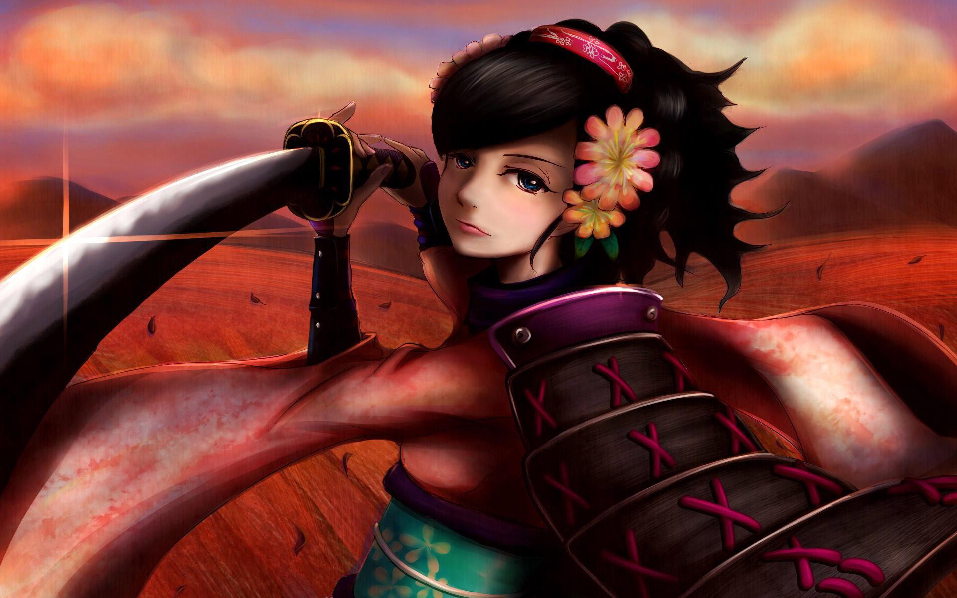 Res: 1920x1200, Muramasa: The Demon Blade HD Wallpapers