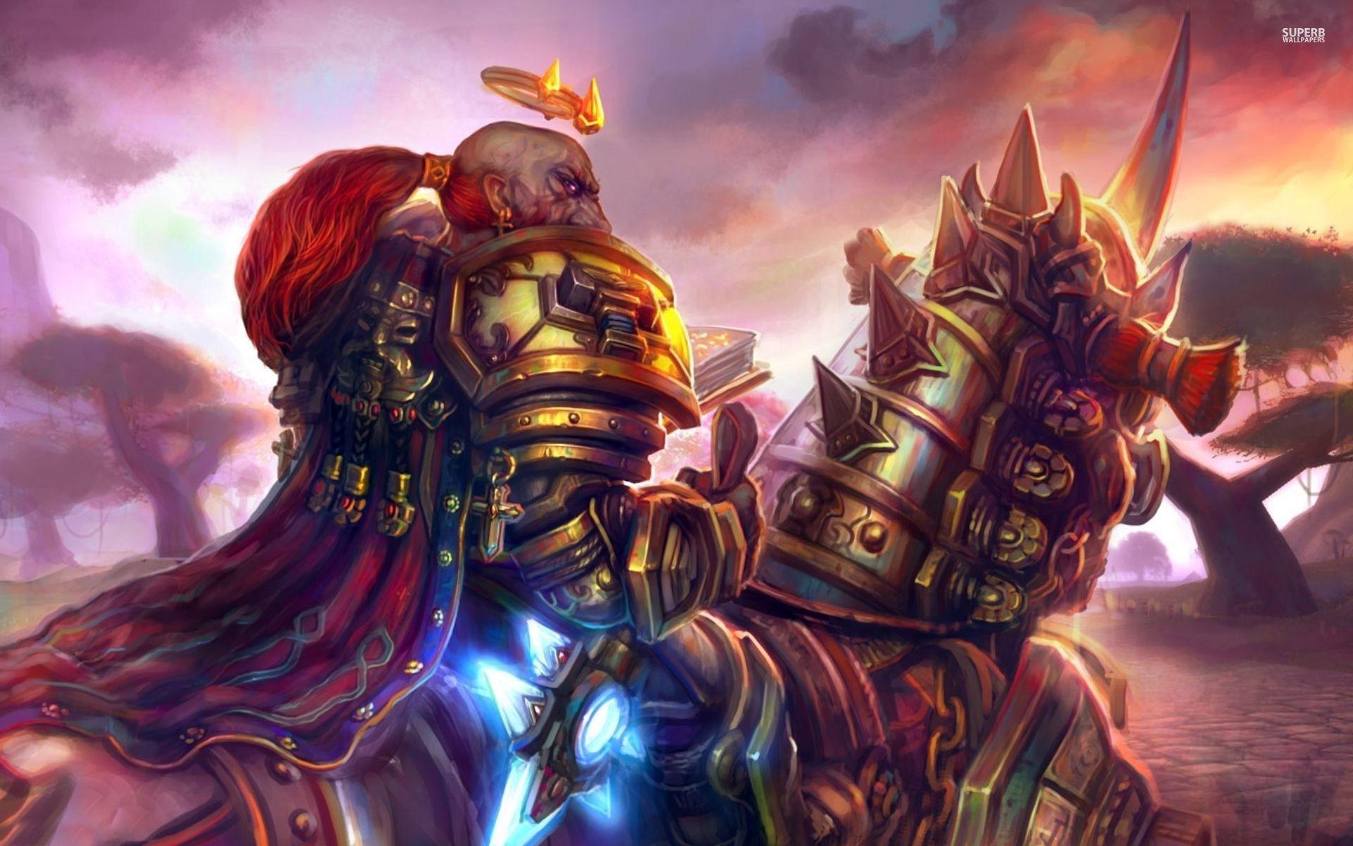 Res: 1920x1200, World Of Warcraft Wallpaper Paladin - wallpaper.