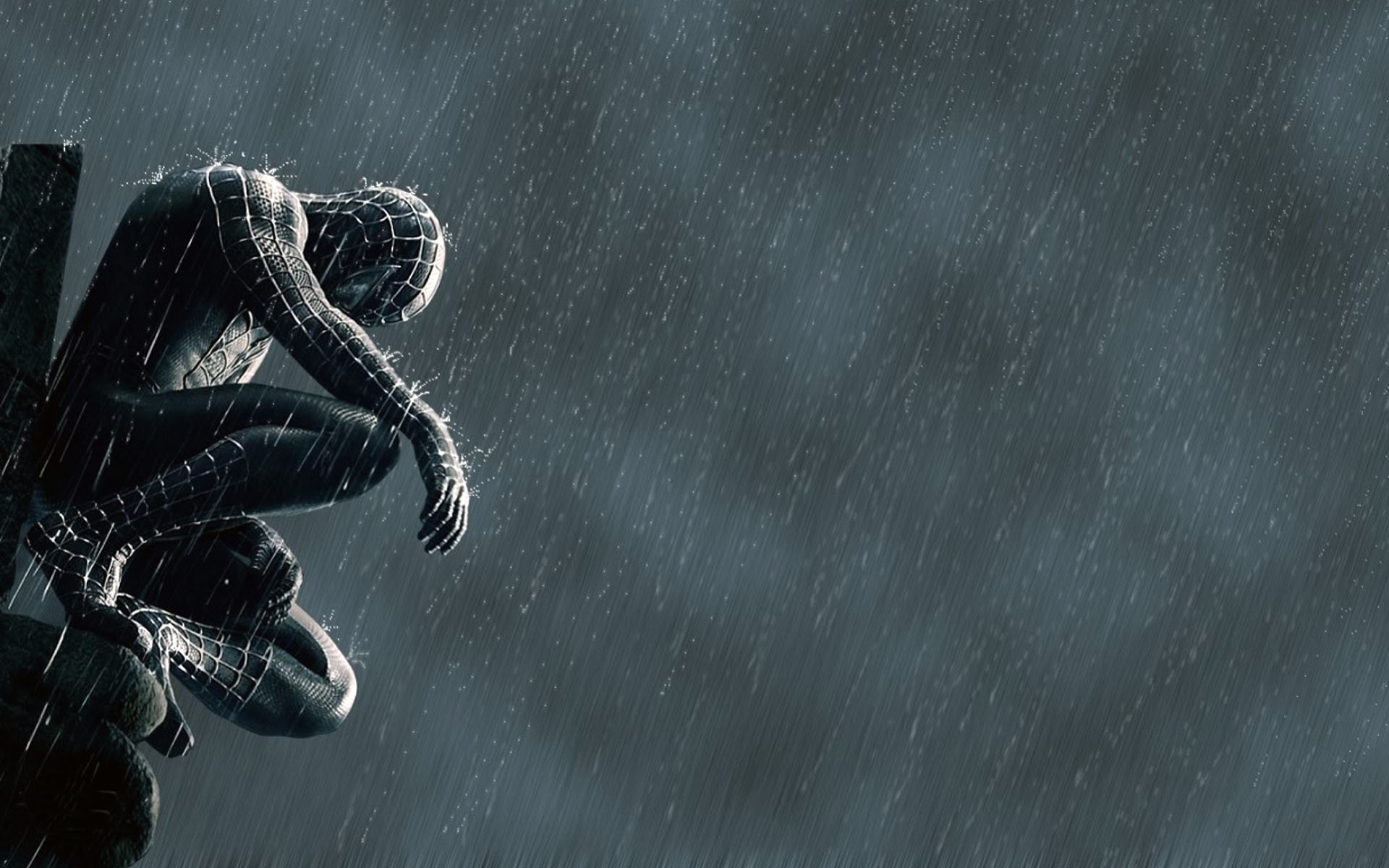 Res: 1920x1200, Spider Man Becomes Black Spider Man Vemon