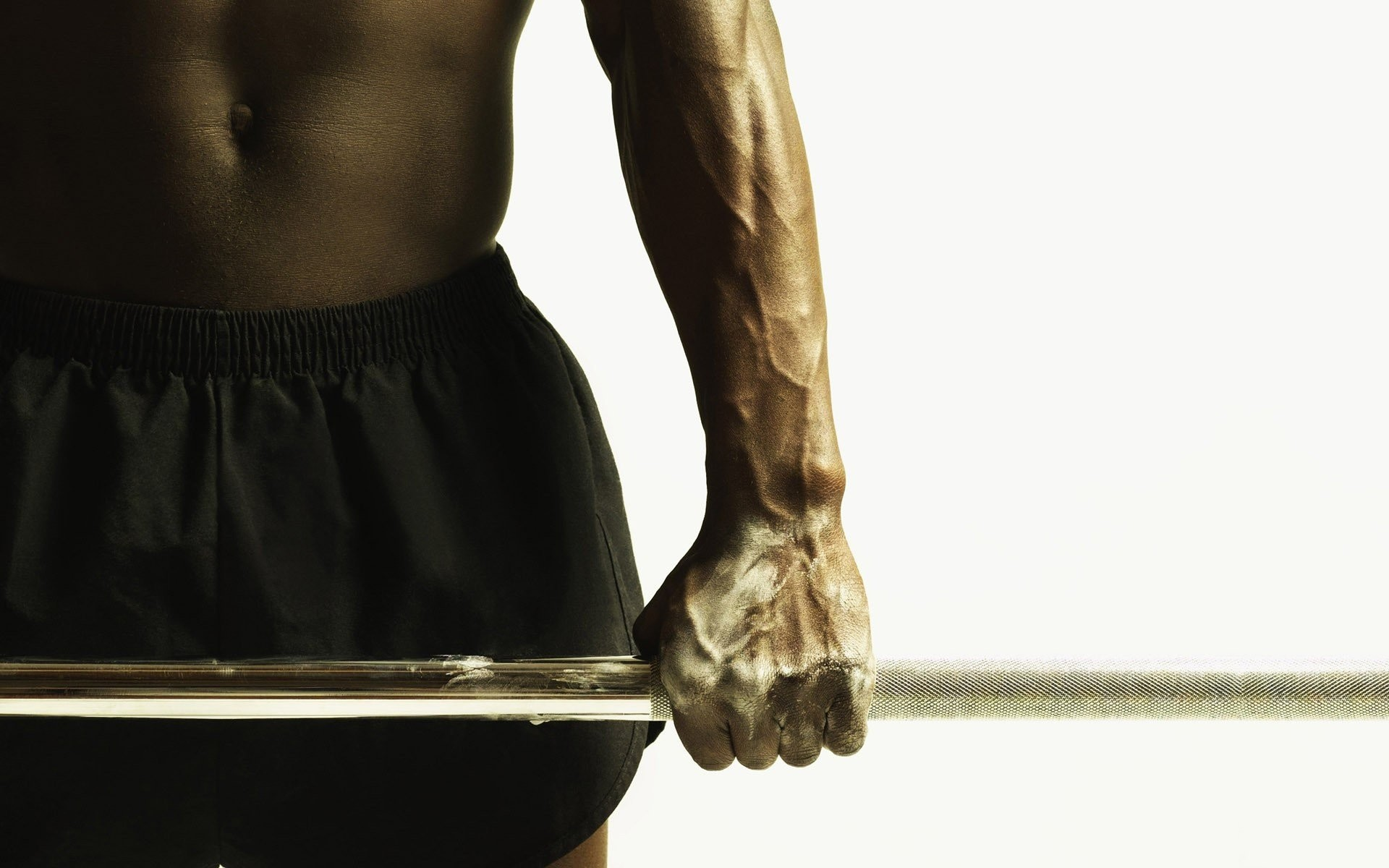 Res: 1920x1200,  sports men gym weights weight lifting black man wallpaper  background