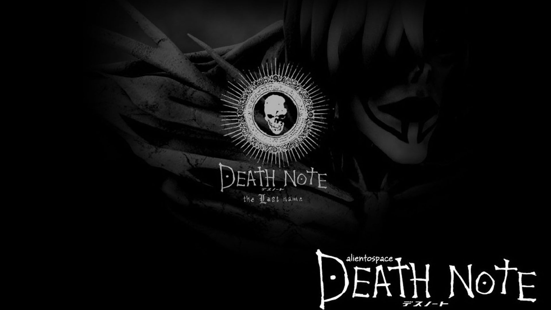Res: 1920x1080, Death Note Wallpapers Wallpaper