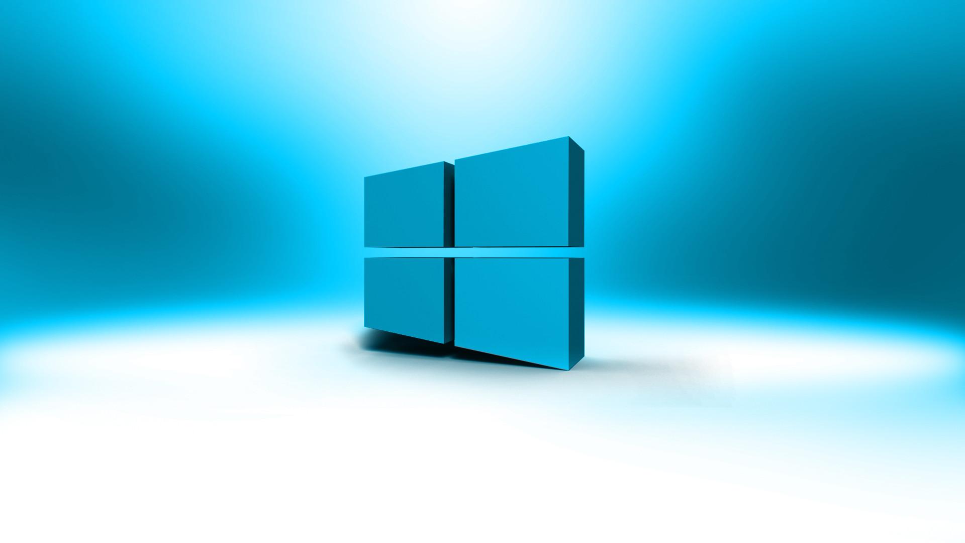 Res: 1920x1080, Microsoft Windows 10 3D wallpaper.