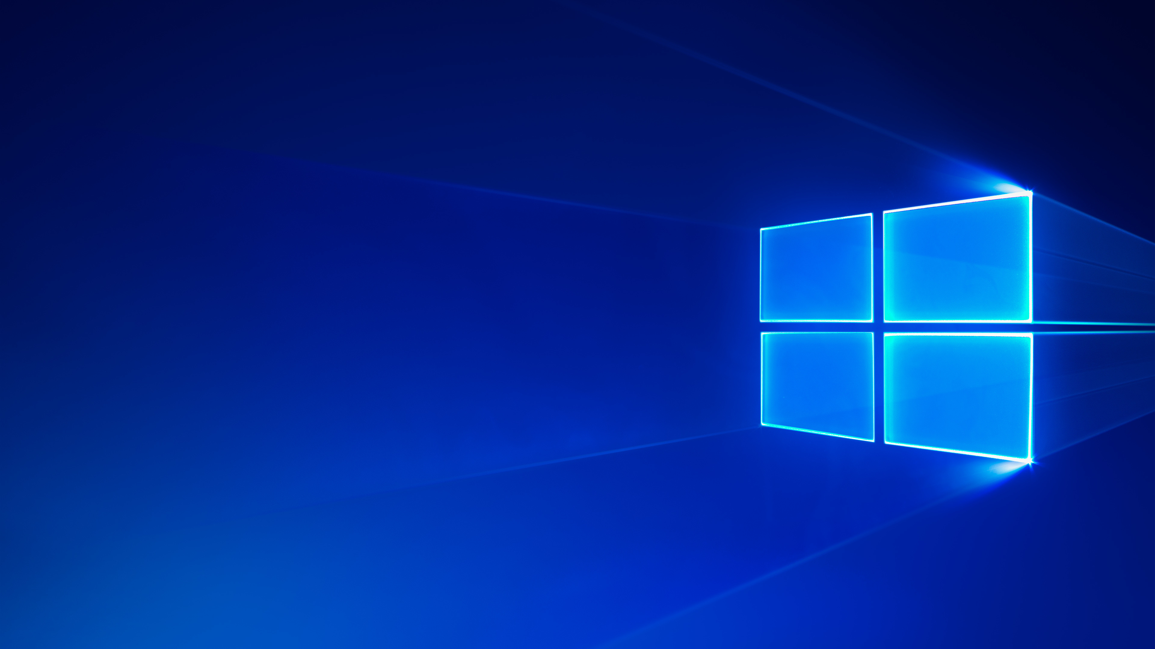 Res: 3840x2160, Enlarge / The Windows 10 S default wallpaper is a rather attractive  simplified version of the Windows 10 default wallpaper.
