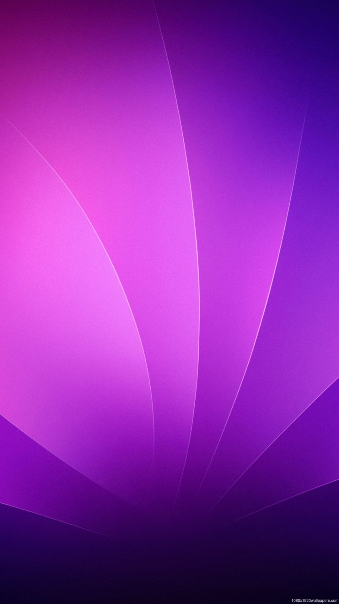 Res: 1080x1920,  leaves line abstract purple wallpapers HD - 1080P abstract  wallpapers