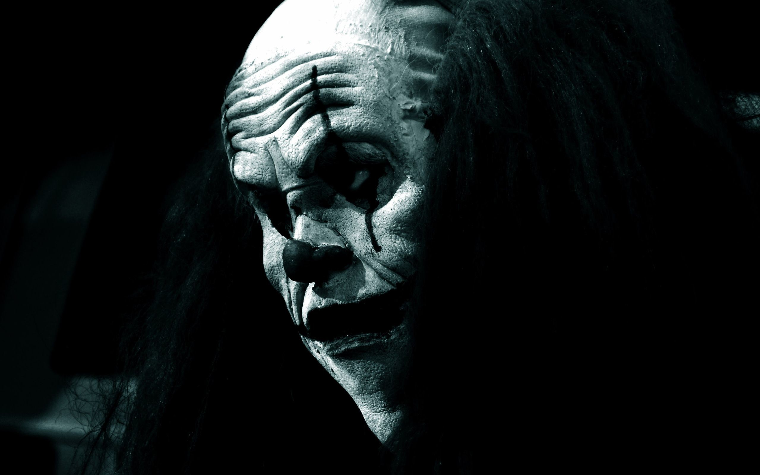 Res: 2559x1600, Scary Clown Wallpaper | Scary clown wallpaper gothic. Wallpapers 3d for  desktop, 3d pictures