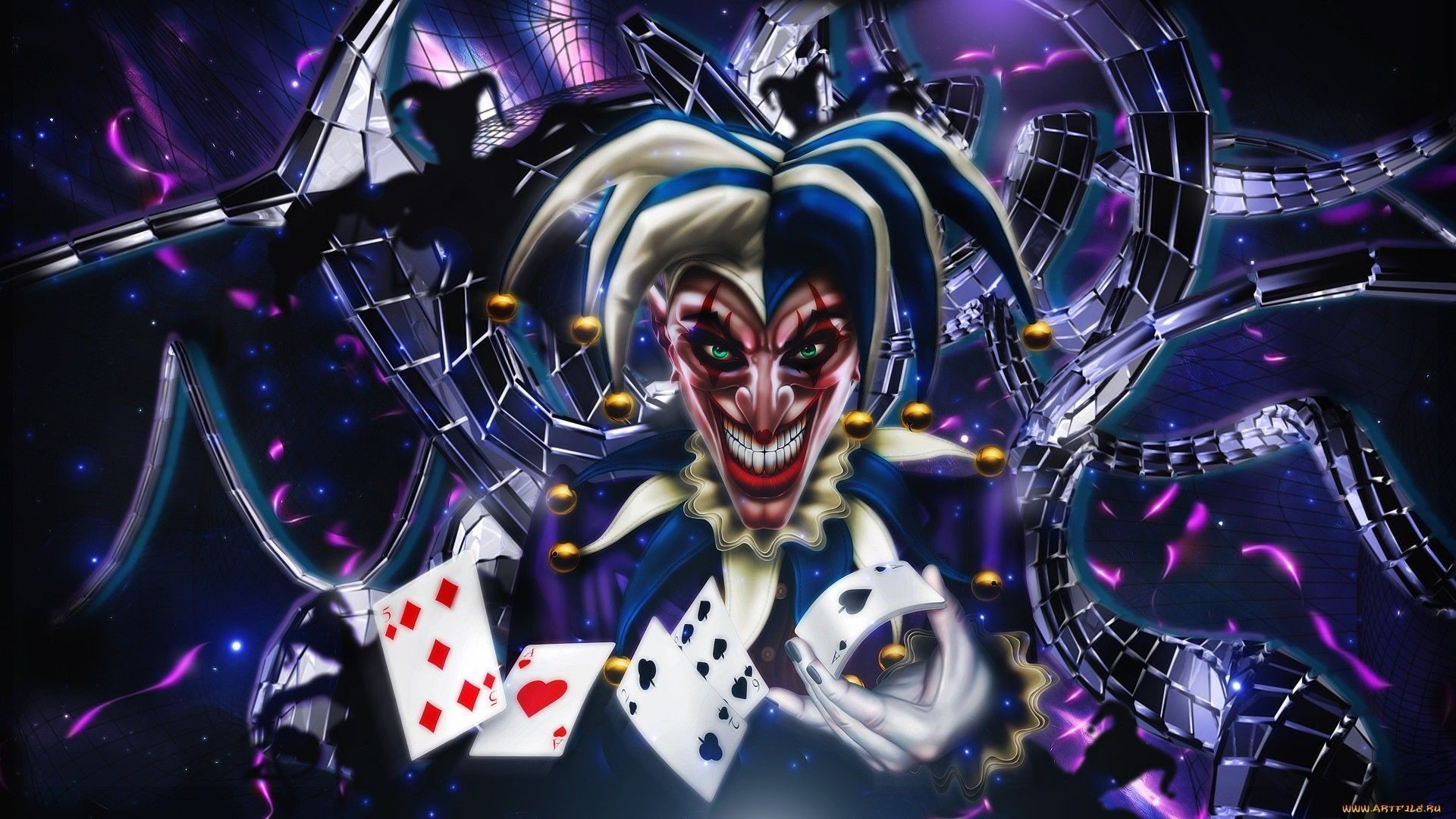 Res: 1920x1080, Scary Clown Wallpapers HD Download Scary Clown Wallpapers HD .