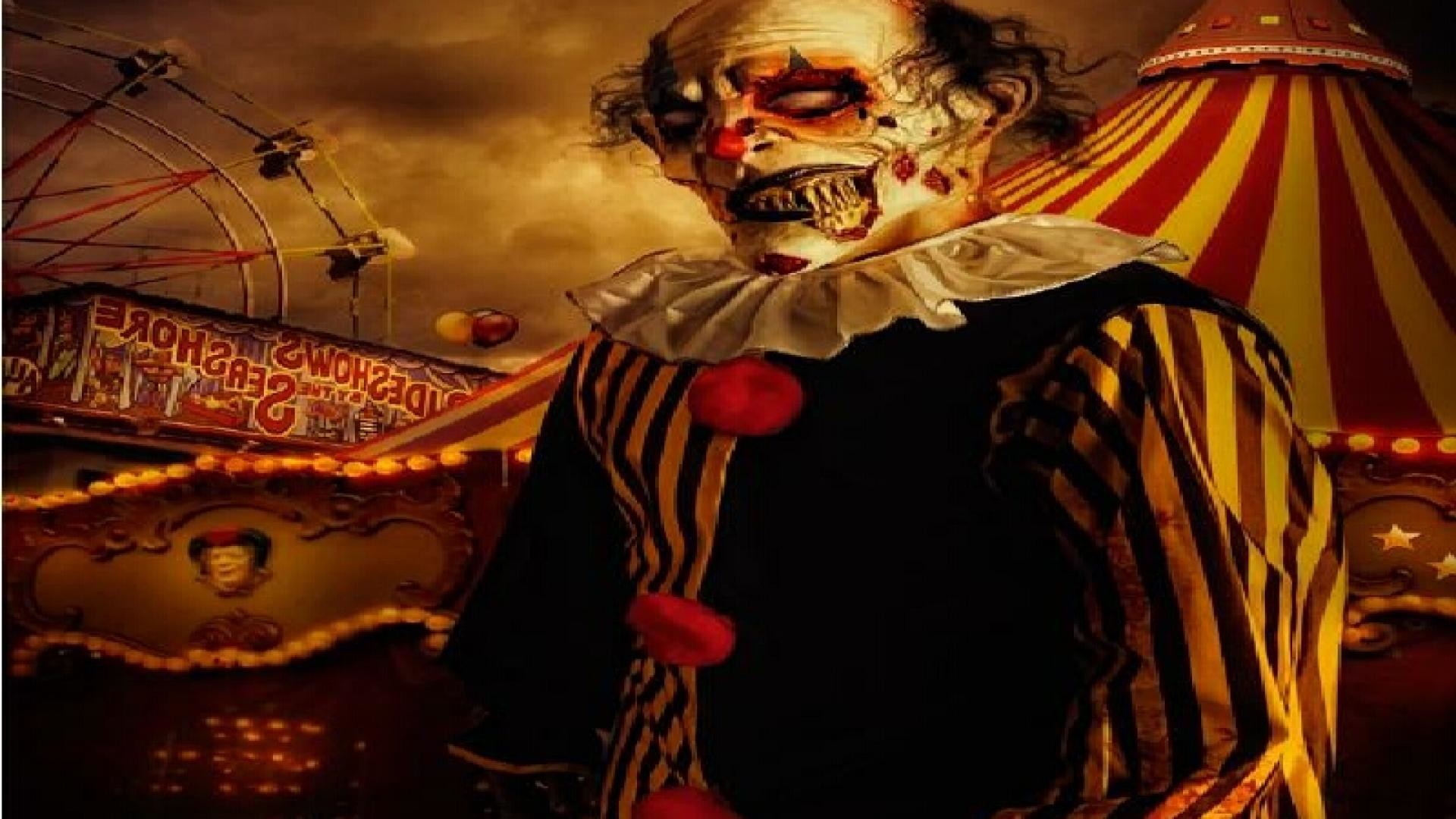 Res: 1920x1080, 0 Scary Clown Wallpaper Screensavers Free Scary Clown Wallpapers Free  Iphone Real Ghost Mask Smile Doll.