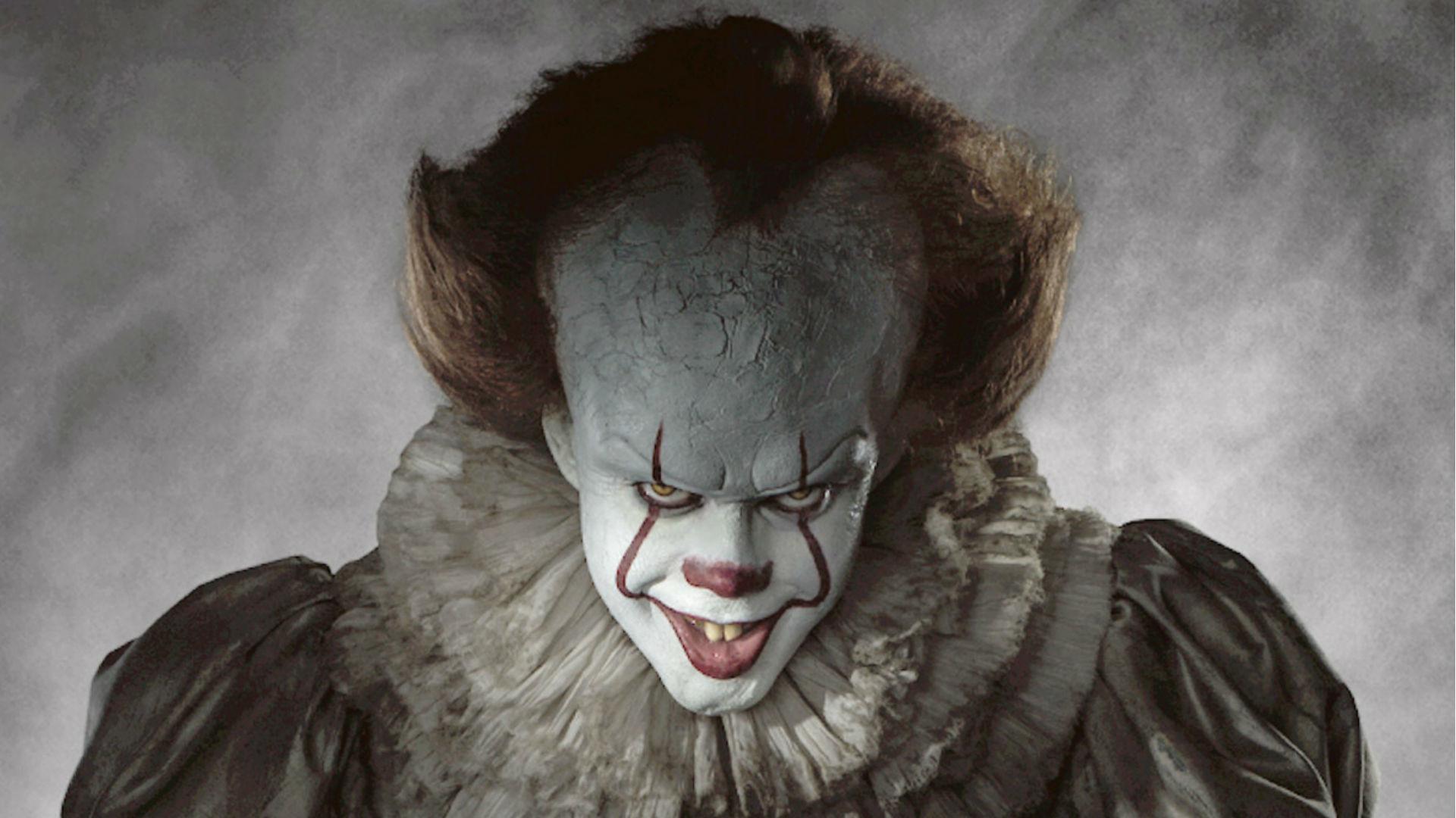 Res: 1920x1080, Evil Clown Wallpaper ...