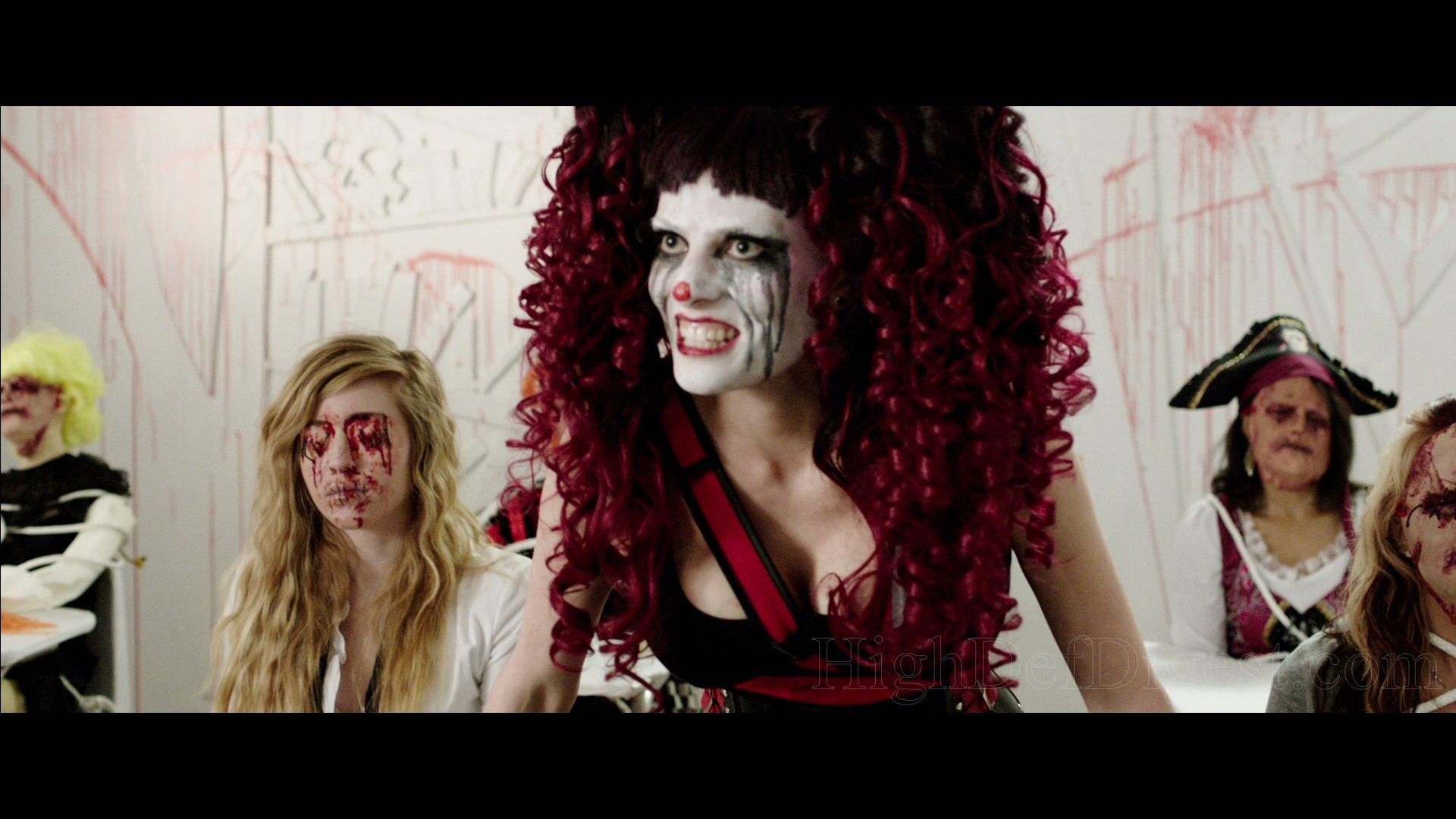 Res: 1920x1080, Scary Clowns images Dollface Funhouse Massacre HD wallpaper and background  photos