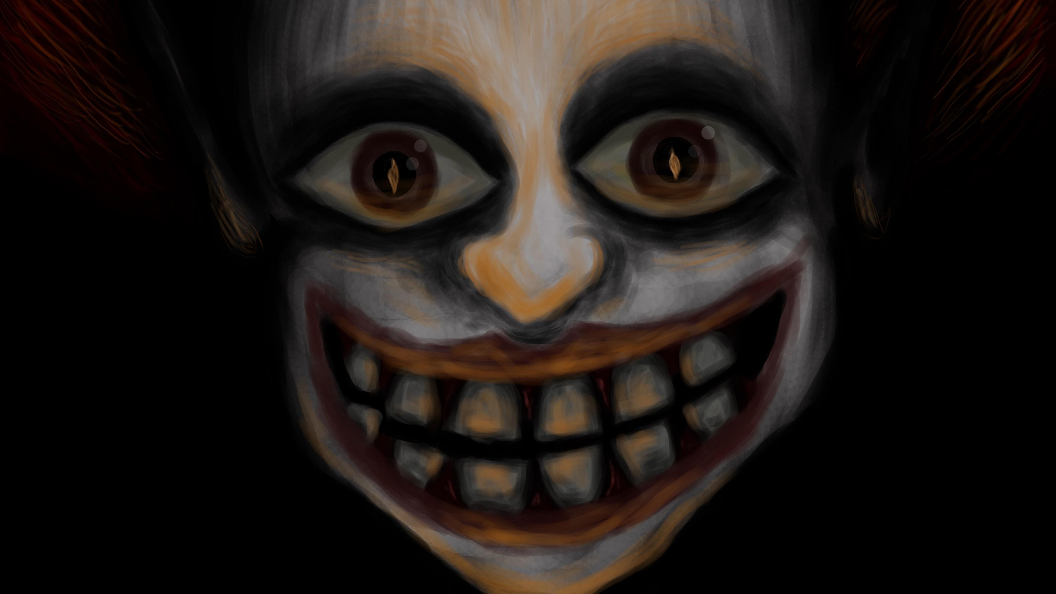 Res: 3550x1997, Dark - Creepy Jeff the Killer Wallpaper