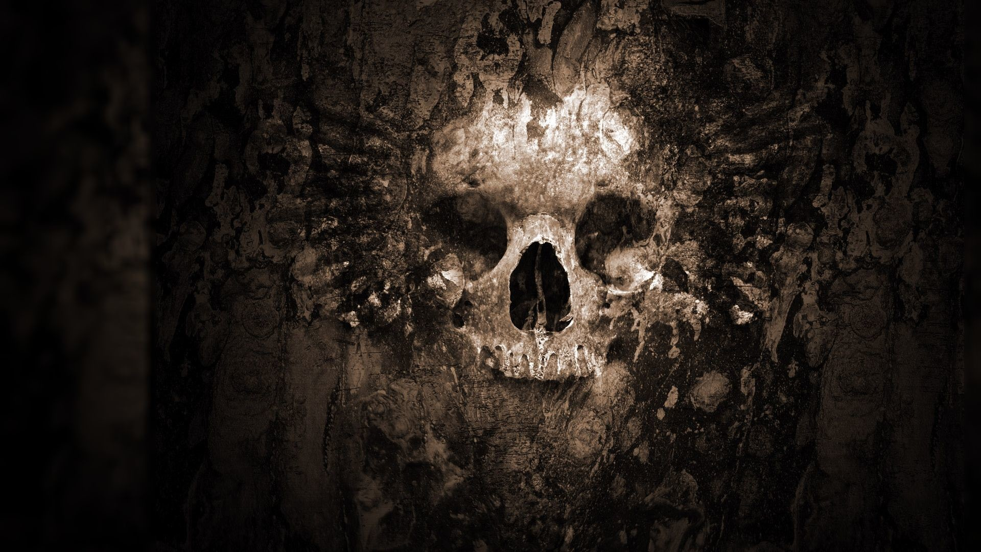 Res: 1920x1080, Scary Desktop Wallpapers - http://wallpaperzoo.com/scary-desktop .