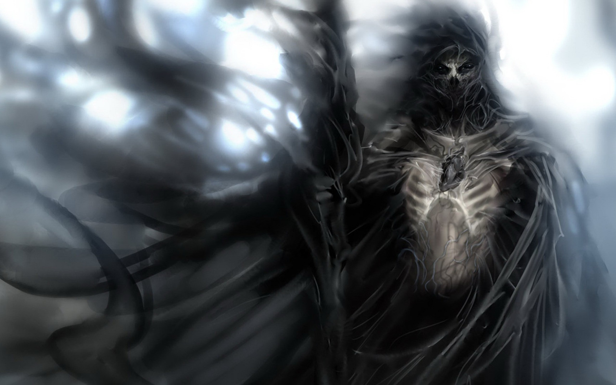 Res: 2560x1600, Scary Wallpapers