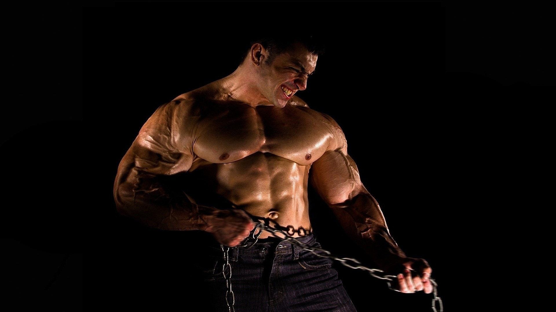 Res: 1920x1080, BODYBUILDER sports chain fitness muscle men males sexy handsome hunk  wallpaper |  | 32257 | WallpaperUP