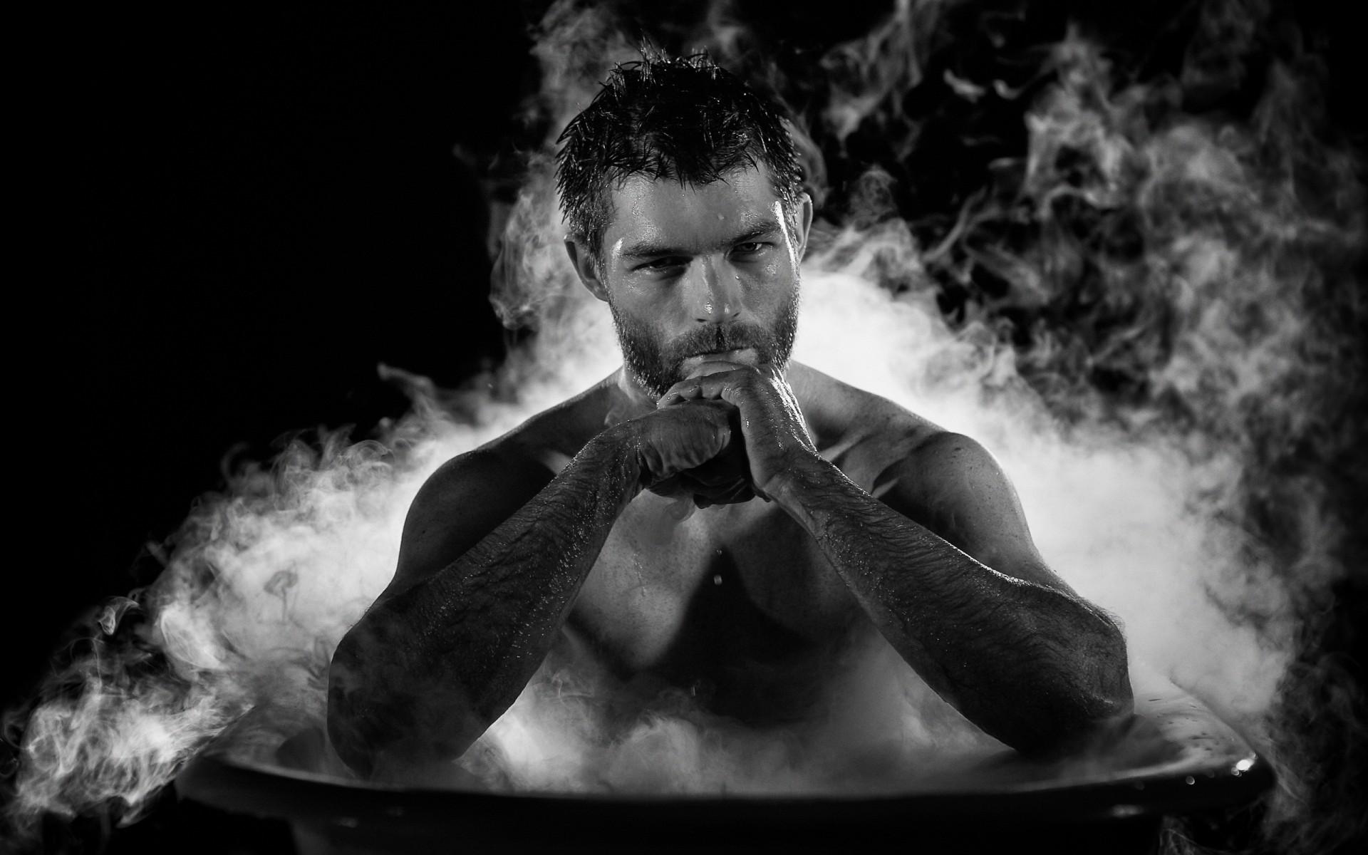 Res: 1920x1200, LIAM McINTYRE Spartacus actor bath men males sexy handsome hunk wallpaper |   | 34808 | WallpaperUP