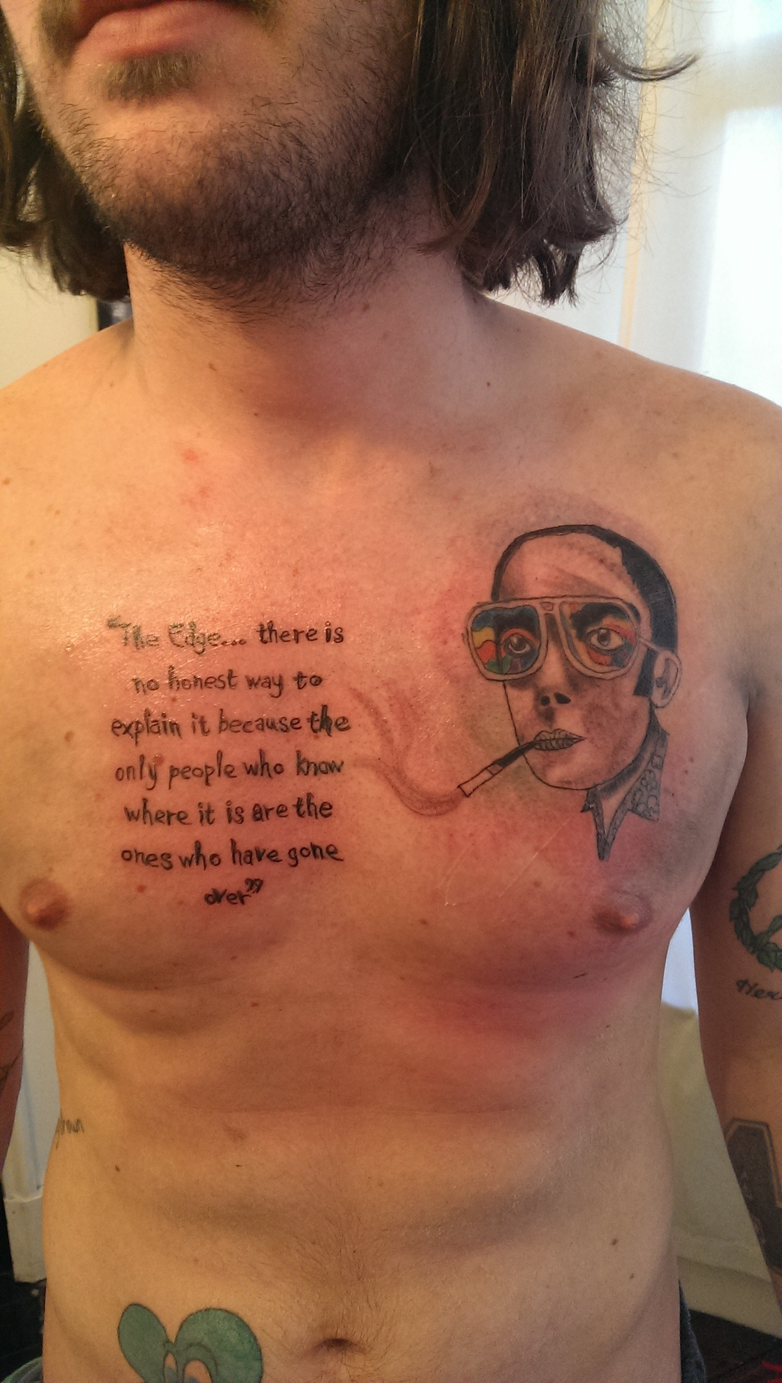 Res: 1520x2688, Hunter S. Thompson images hunter s tattoo HD wallpaper and background photos