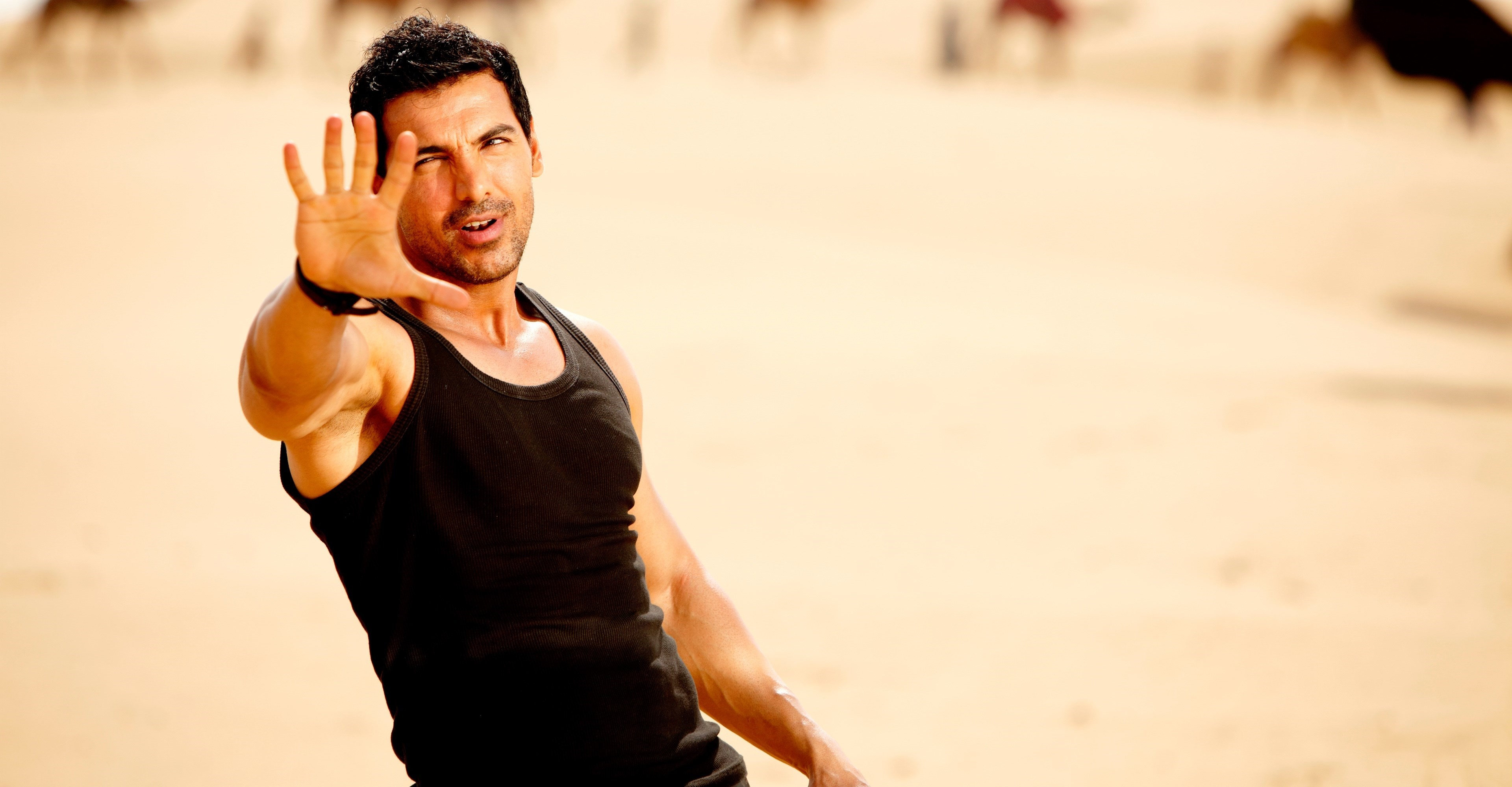 Res: 3840x2000, Bollywood Hunk John Abraham Latest Wallpapers John Abraham image gallery  with tons of beautiful pics photos