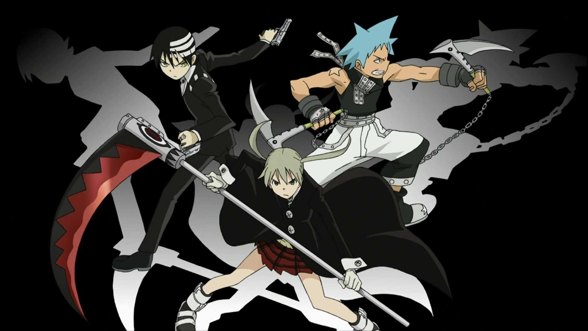 Res: 1920x1080, Soul Eater Wallpapers 19 - 1920 X 1080