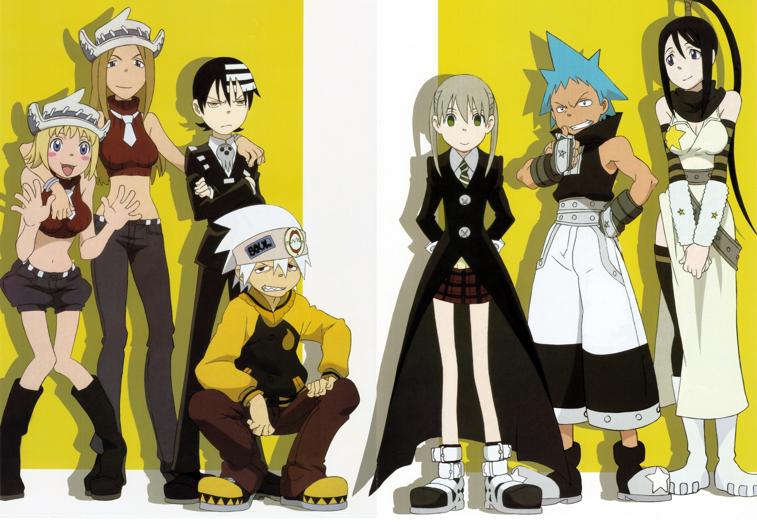 Res: 2560x1771, Soul Eater Backgrounds on Walls Cover