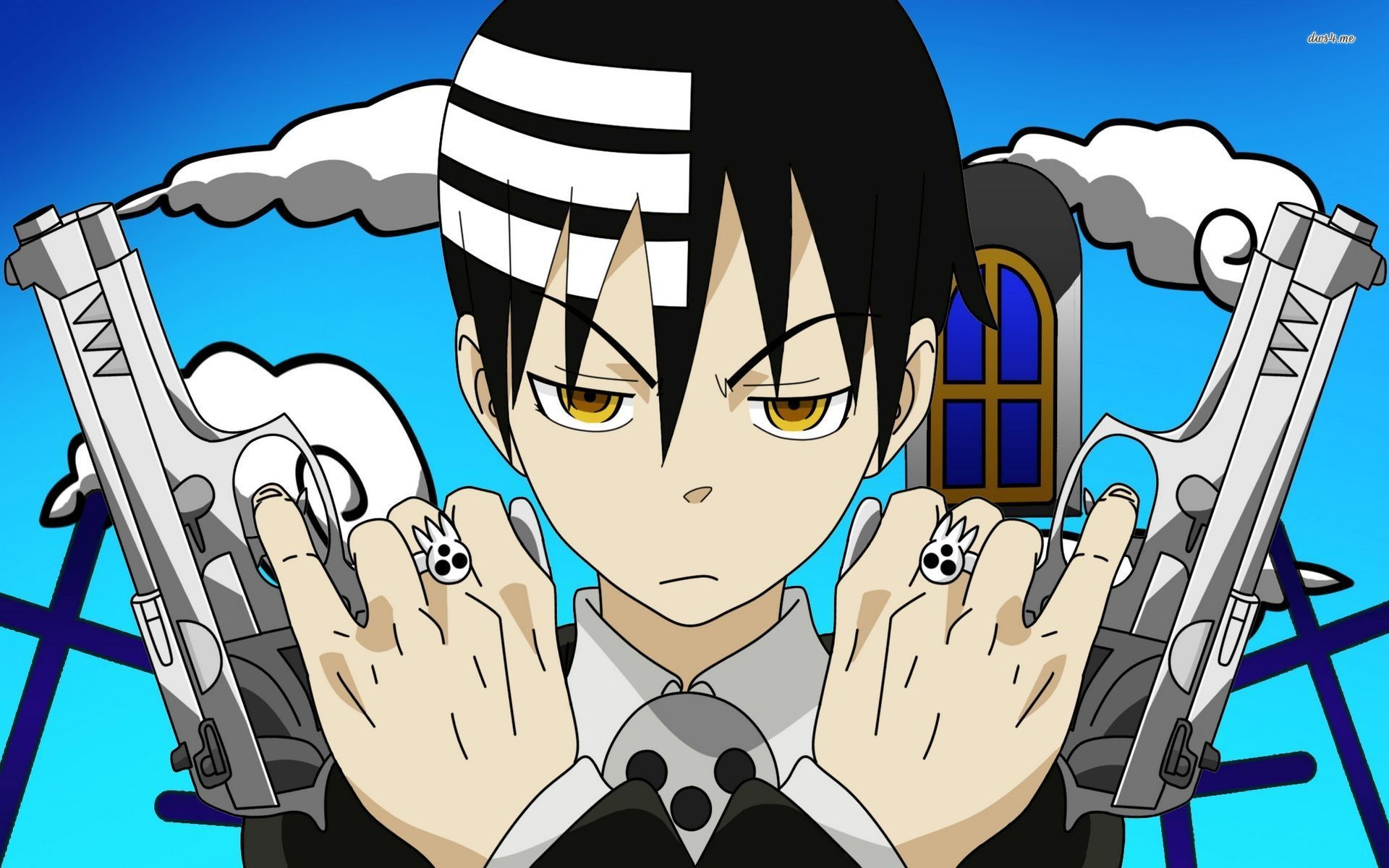 Soul Eater Wallpapers Hd Wallpaper Collections 4kwallpaper Wiki