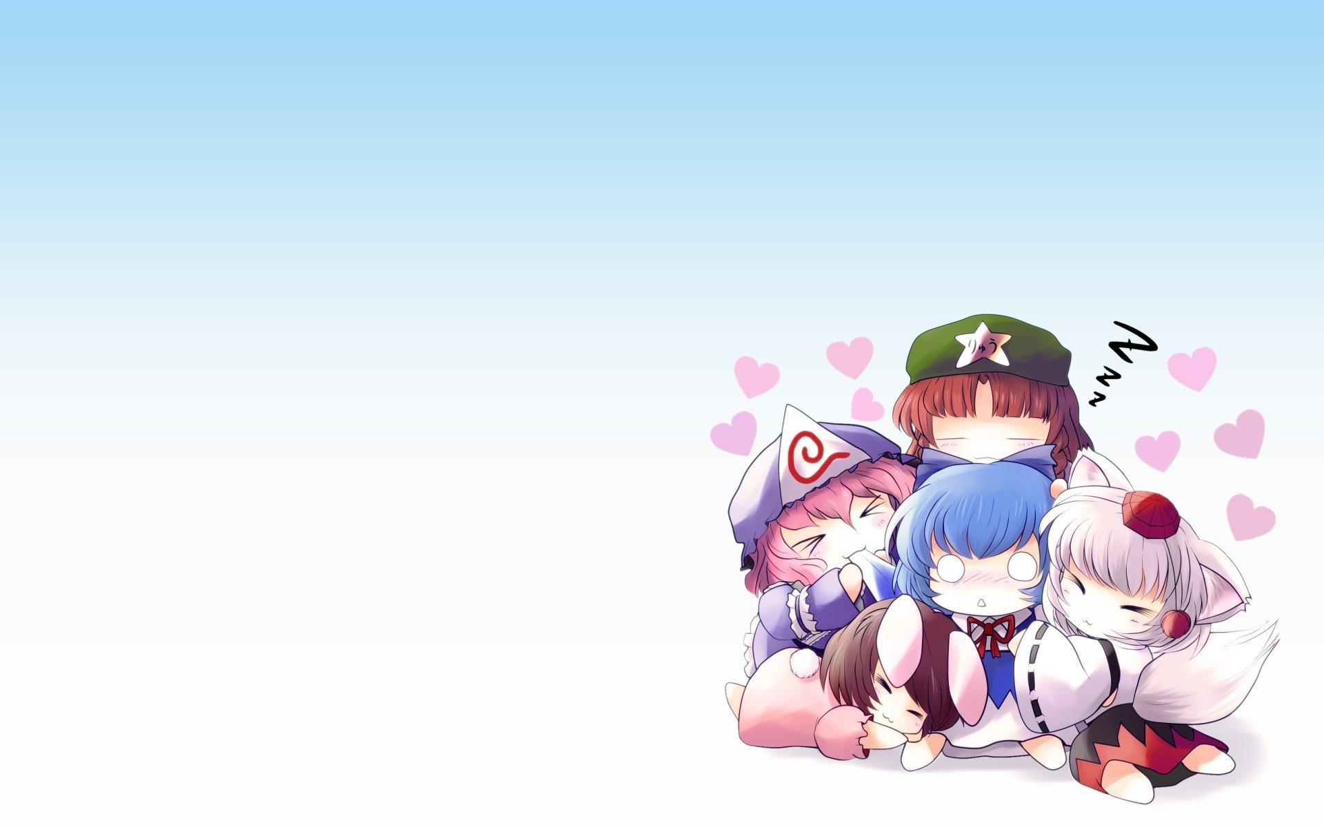 Res: 1920x1200, New Cute Chibi Anime Desktop Wallpaper Gallery - Pokemon Chibi Wallpaper  WallDevil Best free HD desktop