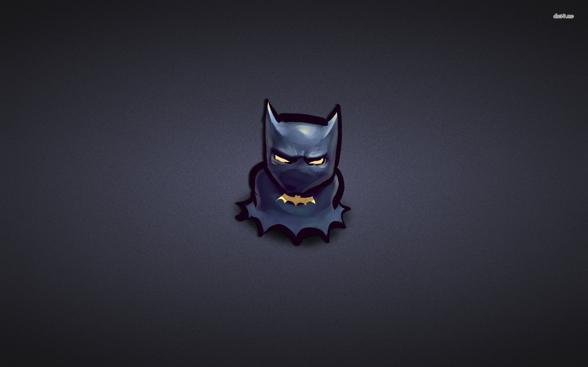 Res: 1920x1200, ... Chibi Batman wallpaper  ...