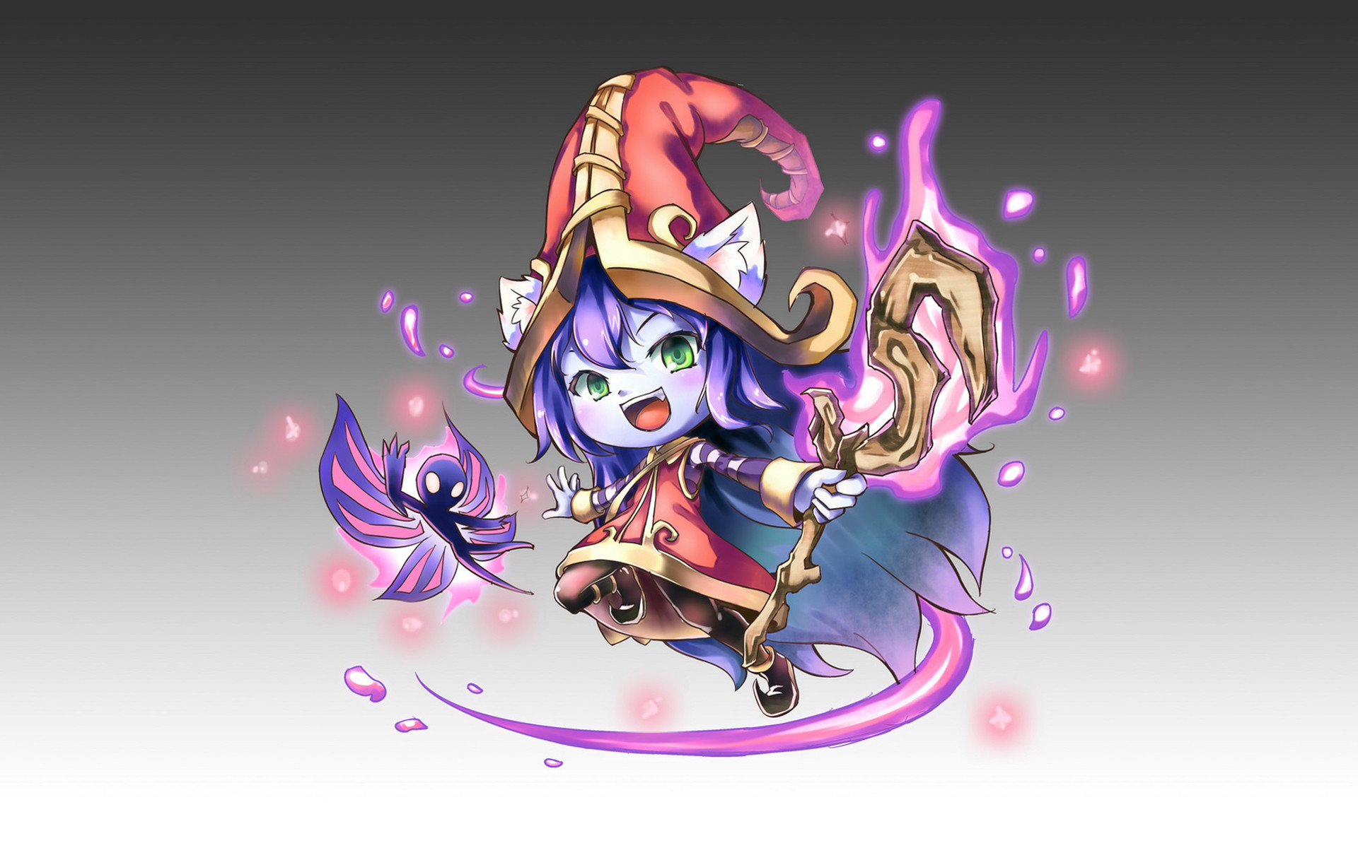 Res: 1920x1200, Chibi Lulu wallpaper
