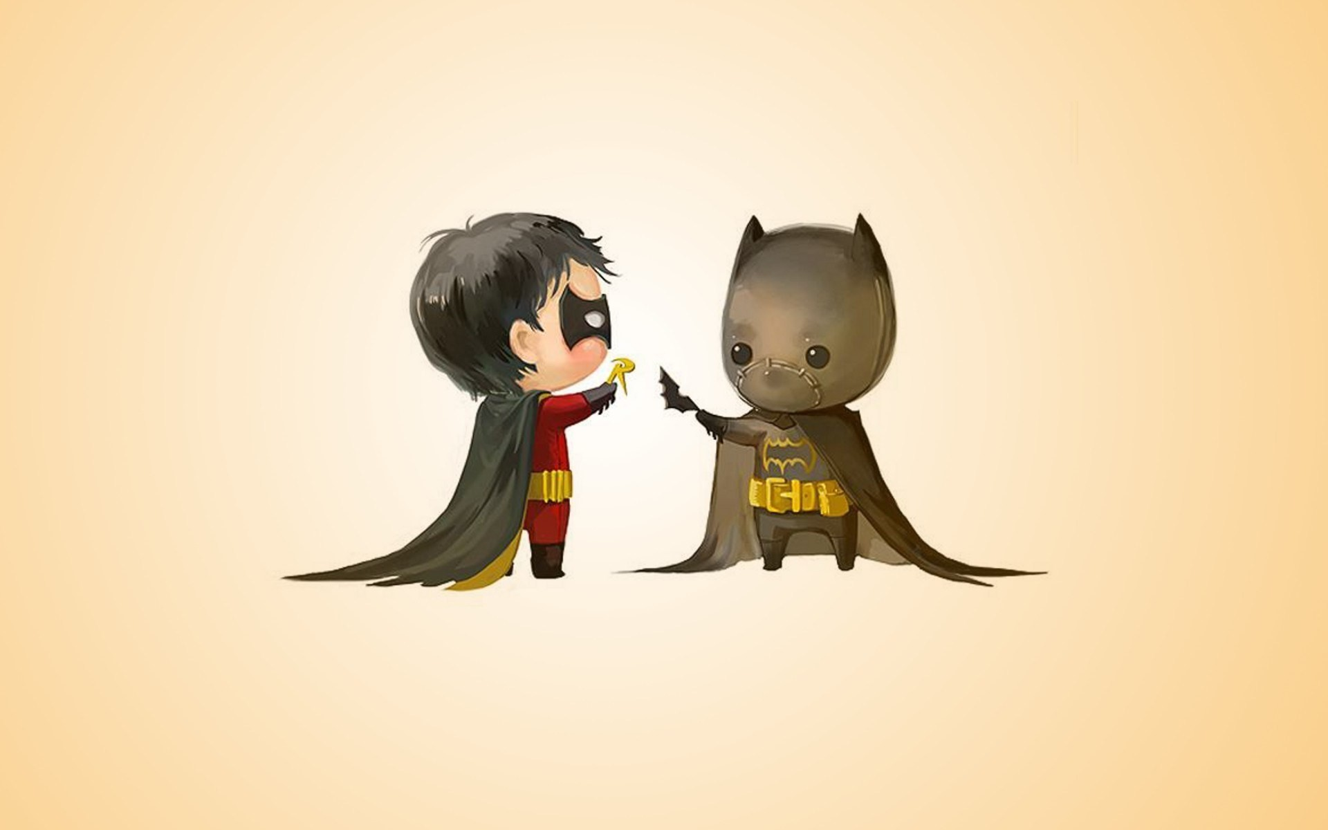 Res: 1920x1200, batman chibi wallpaper #454732