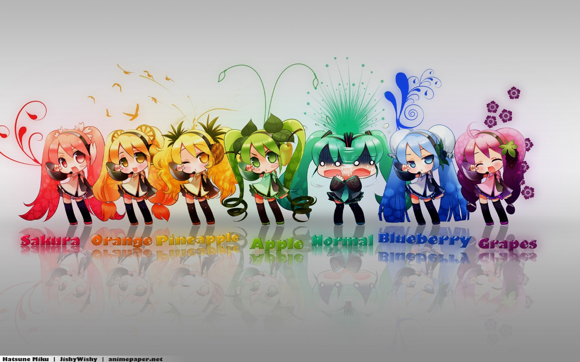Res: 2000x1250, ... all-vocaloid-chibi-wallpaper-2.jpg ...