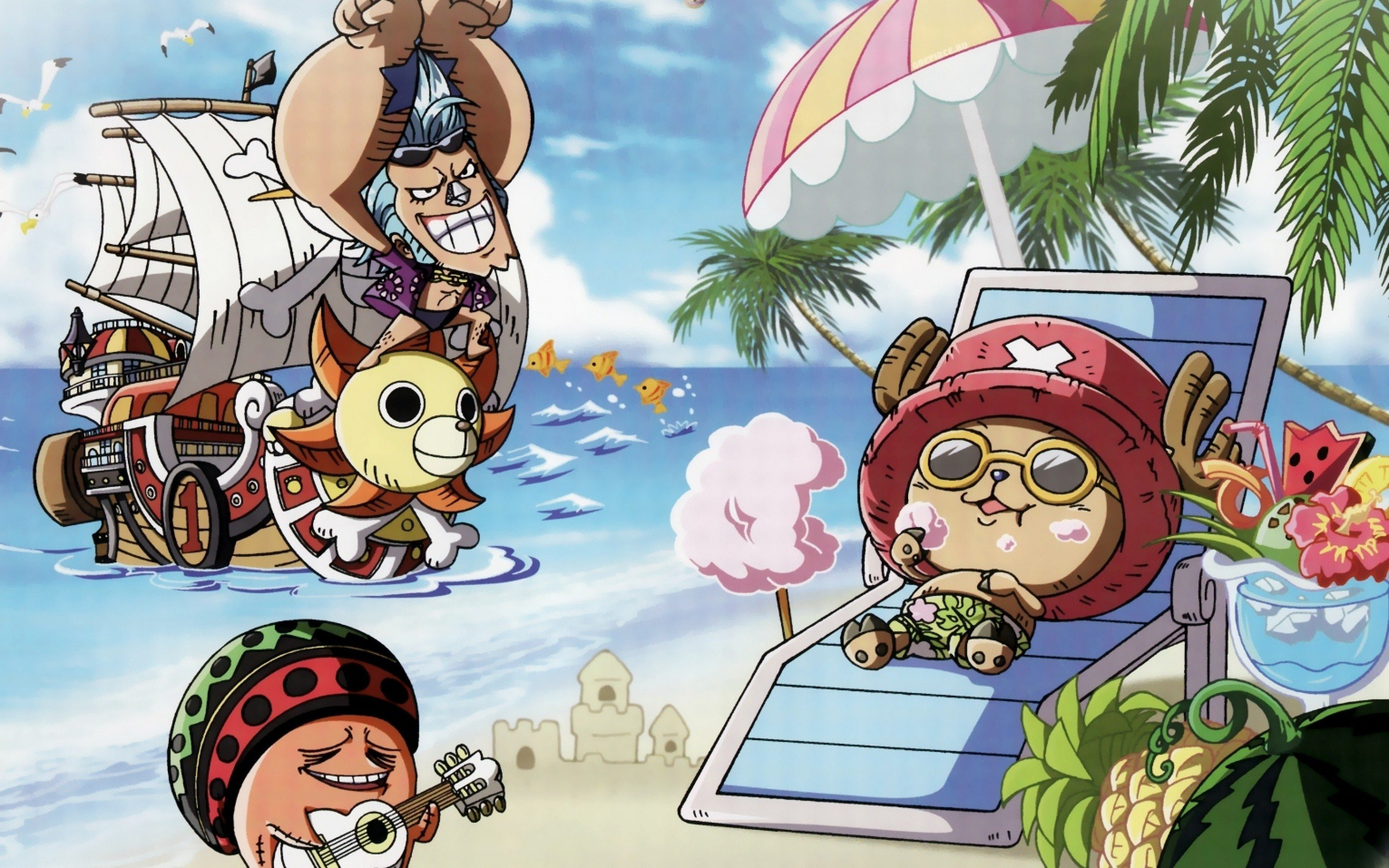 Res: 2880x1800, One Piece Chibi Wallpaper One Piece Chibi Hd – Walldevil