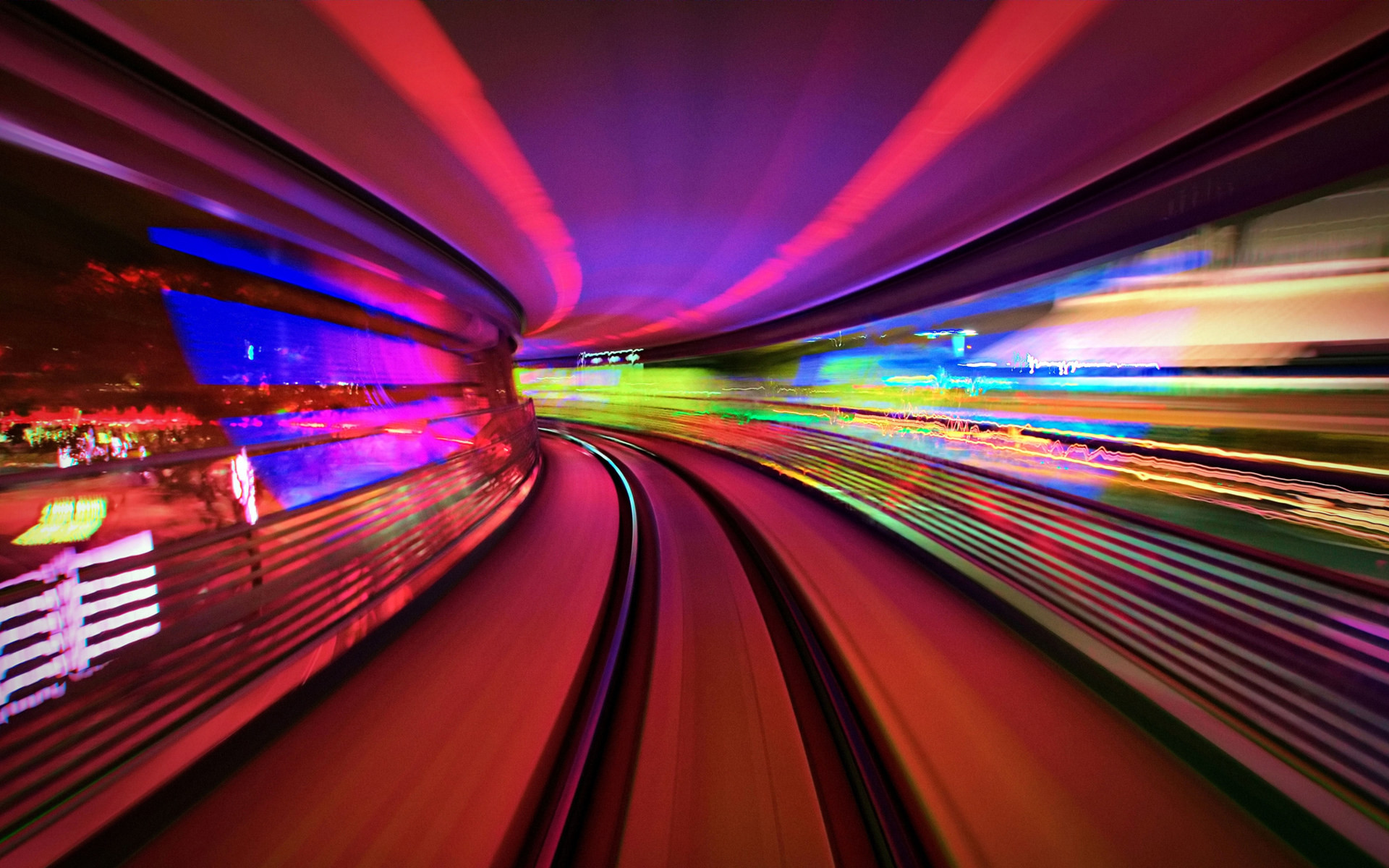 Res: 1920x1200, Tunnel Motion Wallpaper 50236