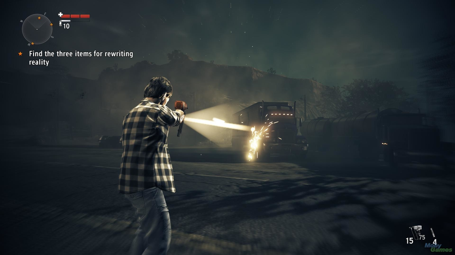 Res: 1920x1080, Alan Wake's American Nightmare Screenshots for Windows - MobyGames