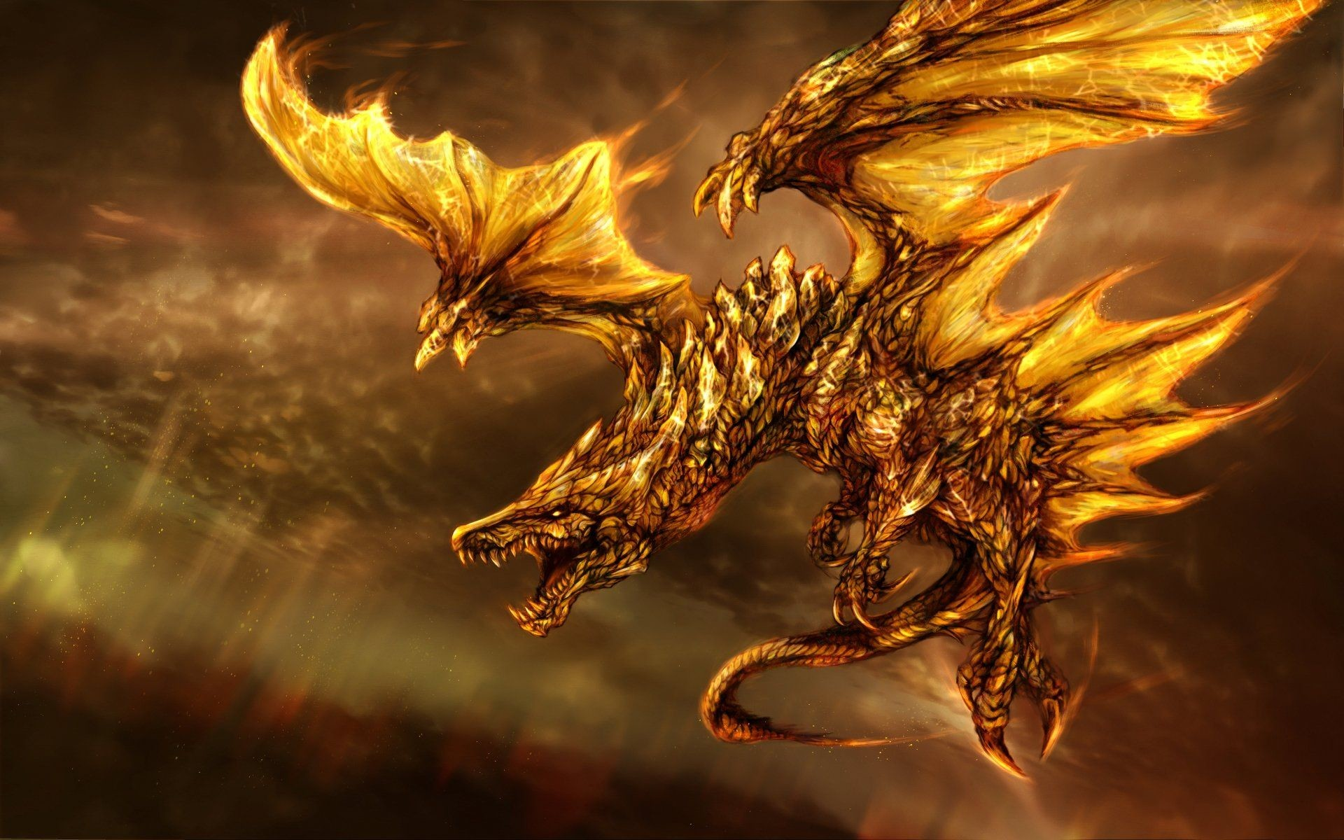 Res: 1920x1200, dragon pictures | Dragon Wallpapers HD Free Download | Wallcapture.com