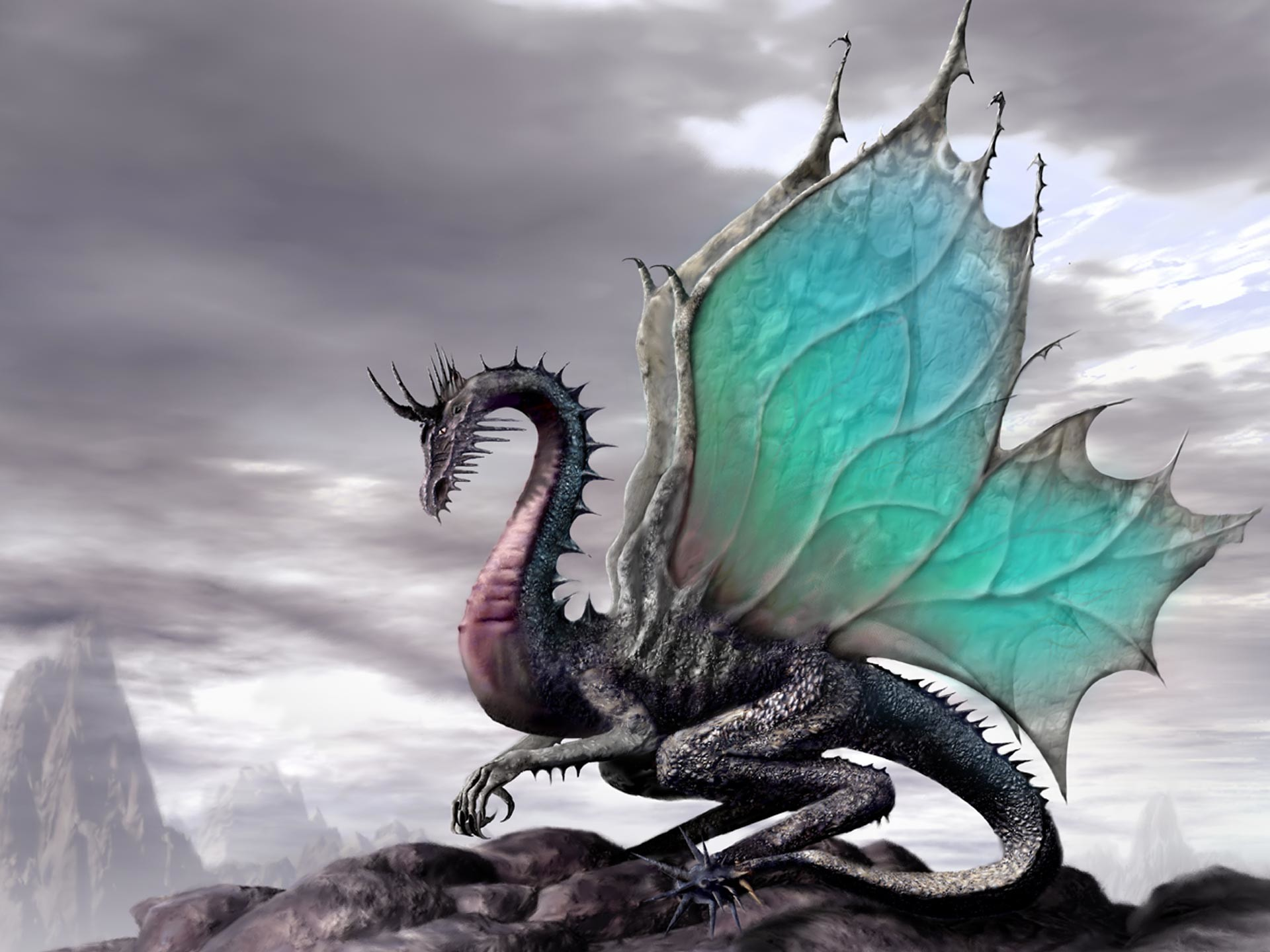 Res: 1920x1440, Dragon Wallpapers 3D