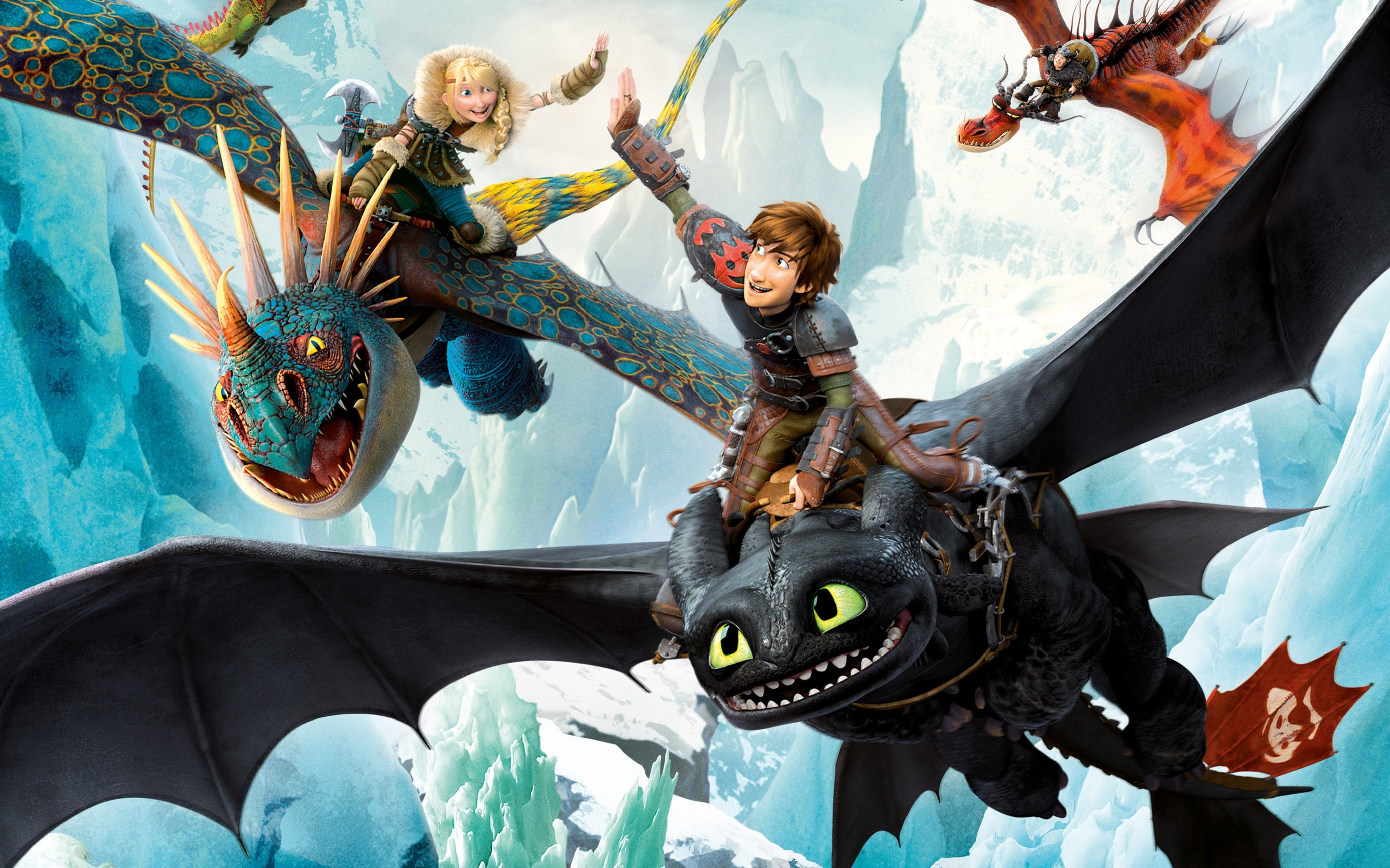 Res: 2880x1800, How To Train Your Dragon Wallpapers 22 - 2880 X 1800