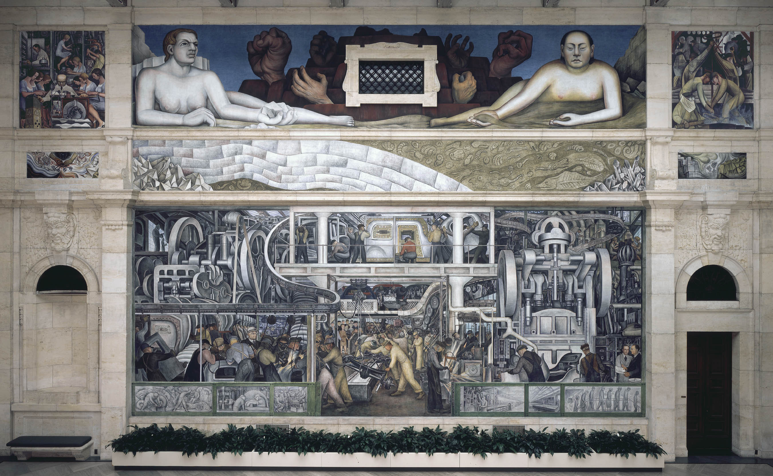 Res: 2700x1662, Diego Rivera Wallpapers Wallpaper Cave Rivera and Kahlo on wedding day