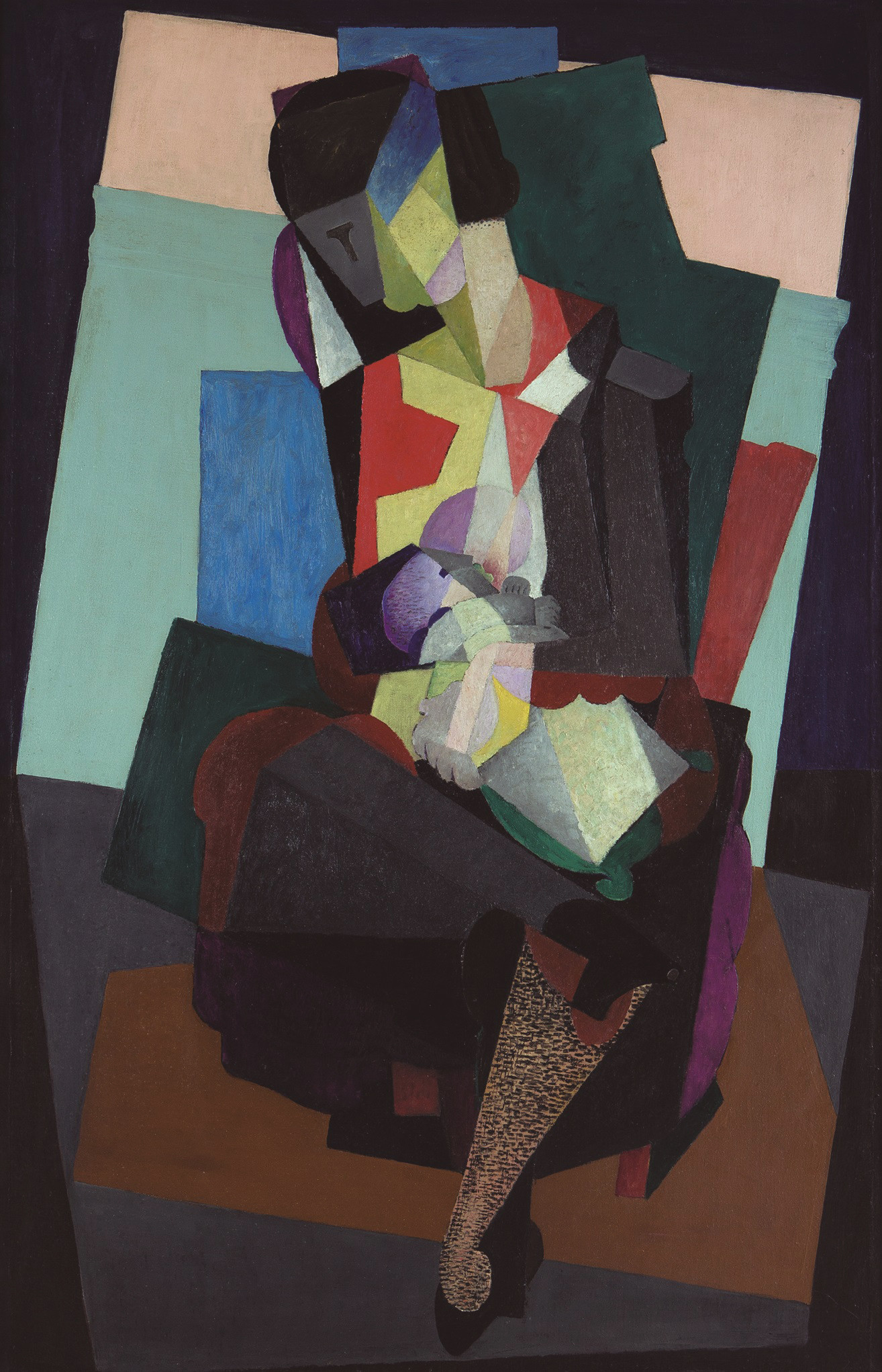 Res: 1314x2043, Diego Rivera, Maternidad, Angelina y el niño Diego (Motherhood, Angelina  and the Child Diego), c. August 1916, oil on canvas, 134.5 x 88.5 cm, Museo  de Arte ...