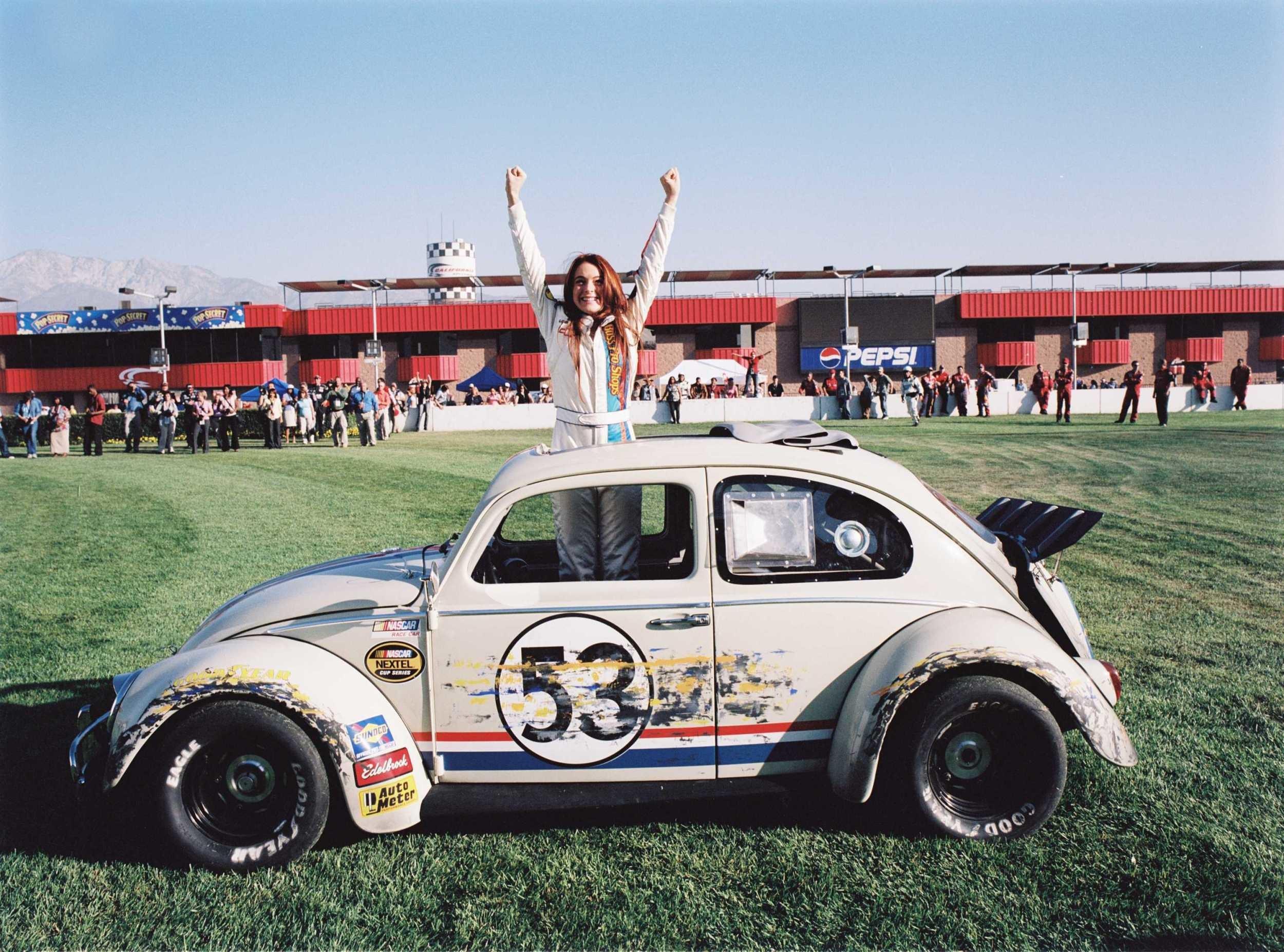 Res: 2500x1854, NASCAR herbie.jpg