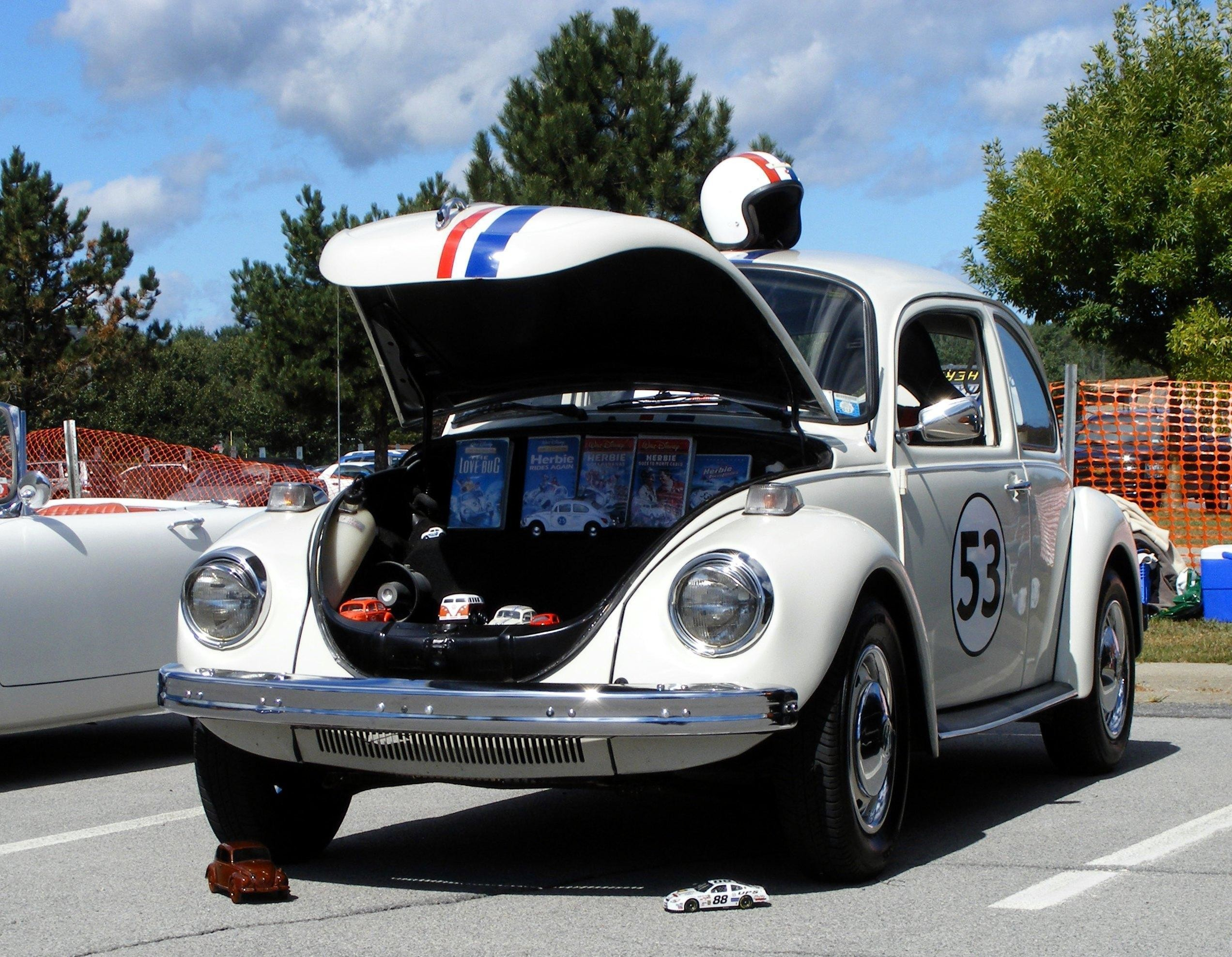 Res: 2544x1976, HD Herbie Wallpaper
