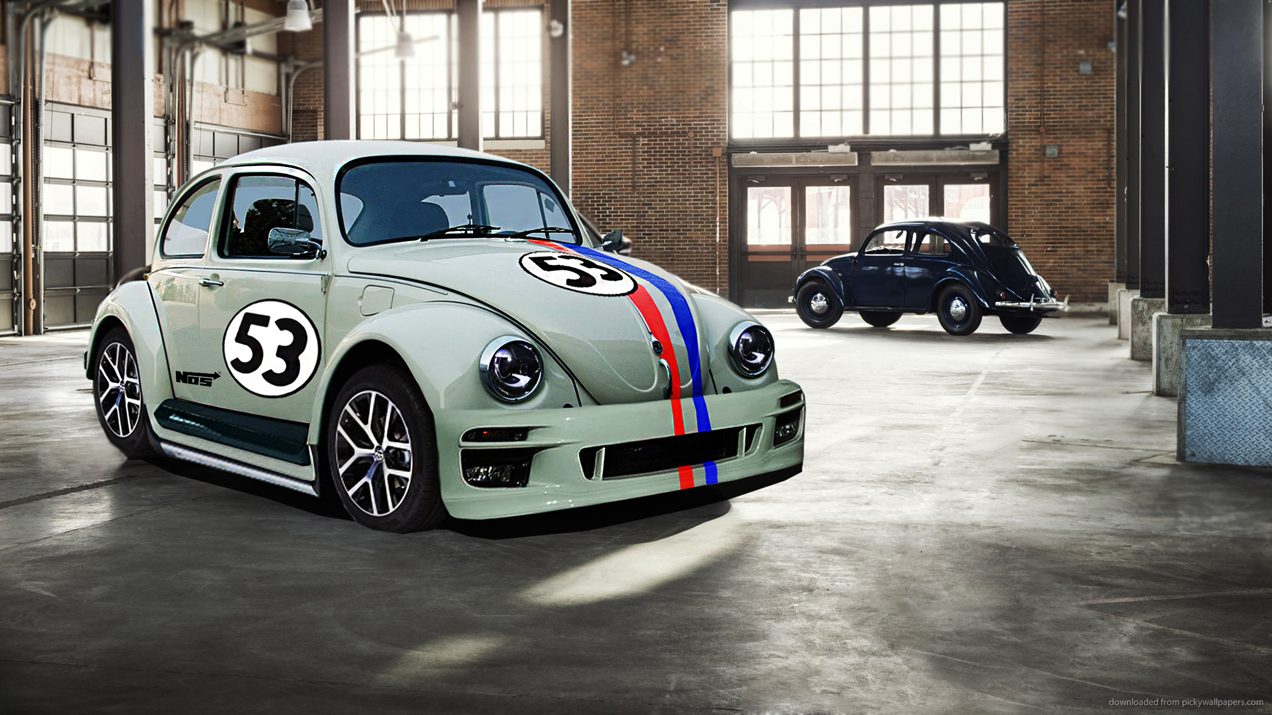 Res: 2496x1404, ... Herbie Tuning by BRYSTA DRIFT by BrystaDrift