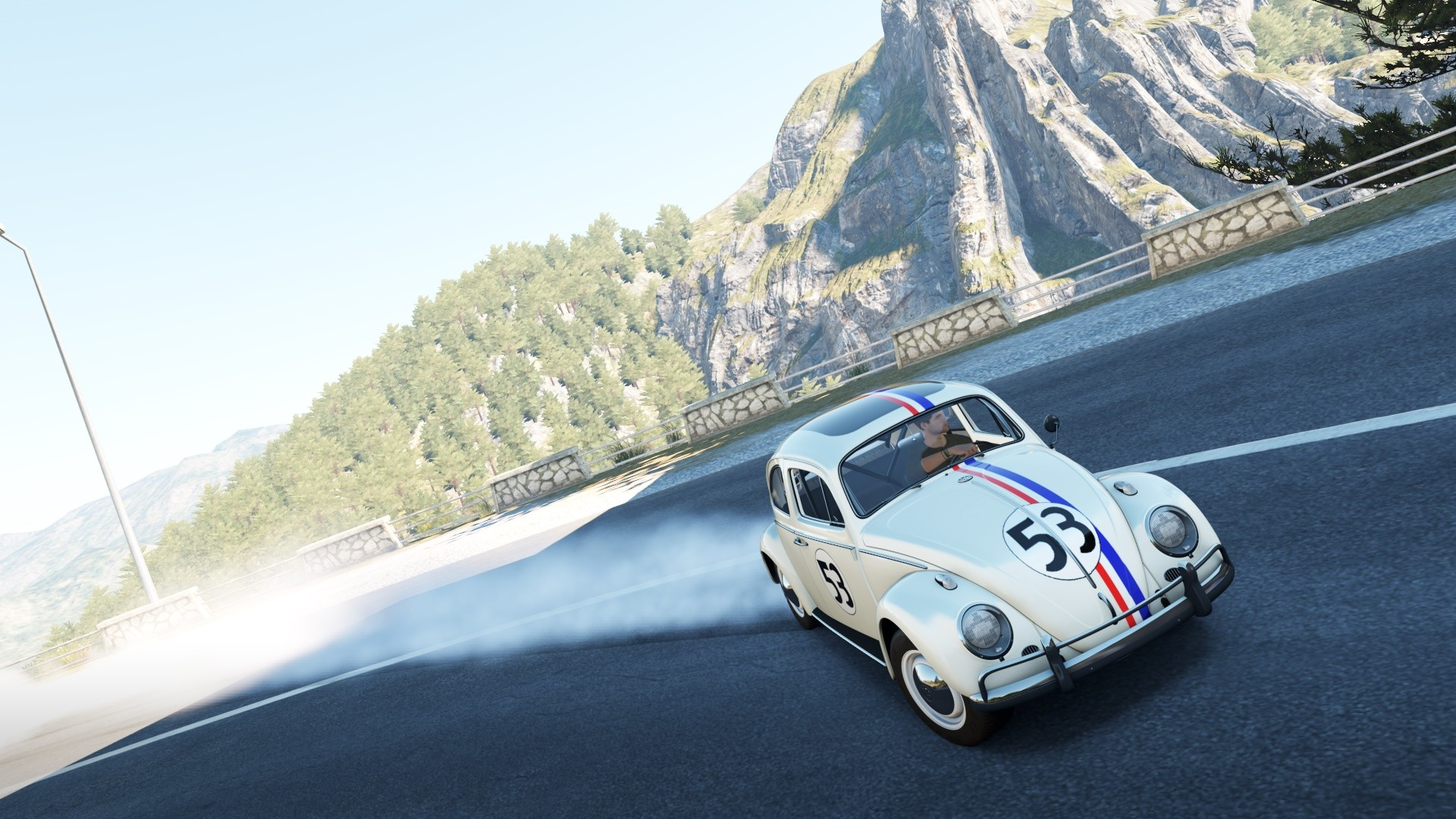 Res: 1920x1080, Herbie Mountain Drift by DrifterXRacer Herbie Mountain Drift by  DrifterXRacer