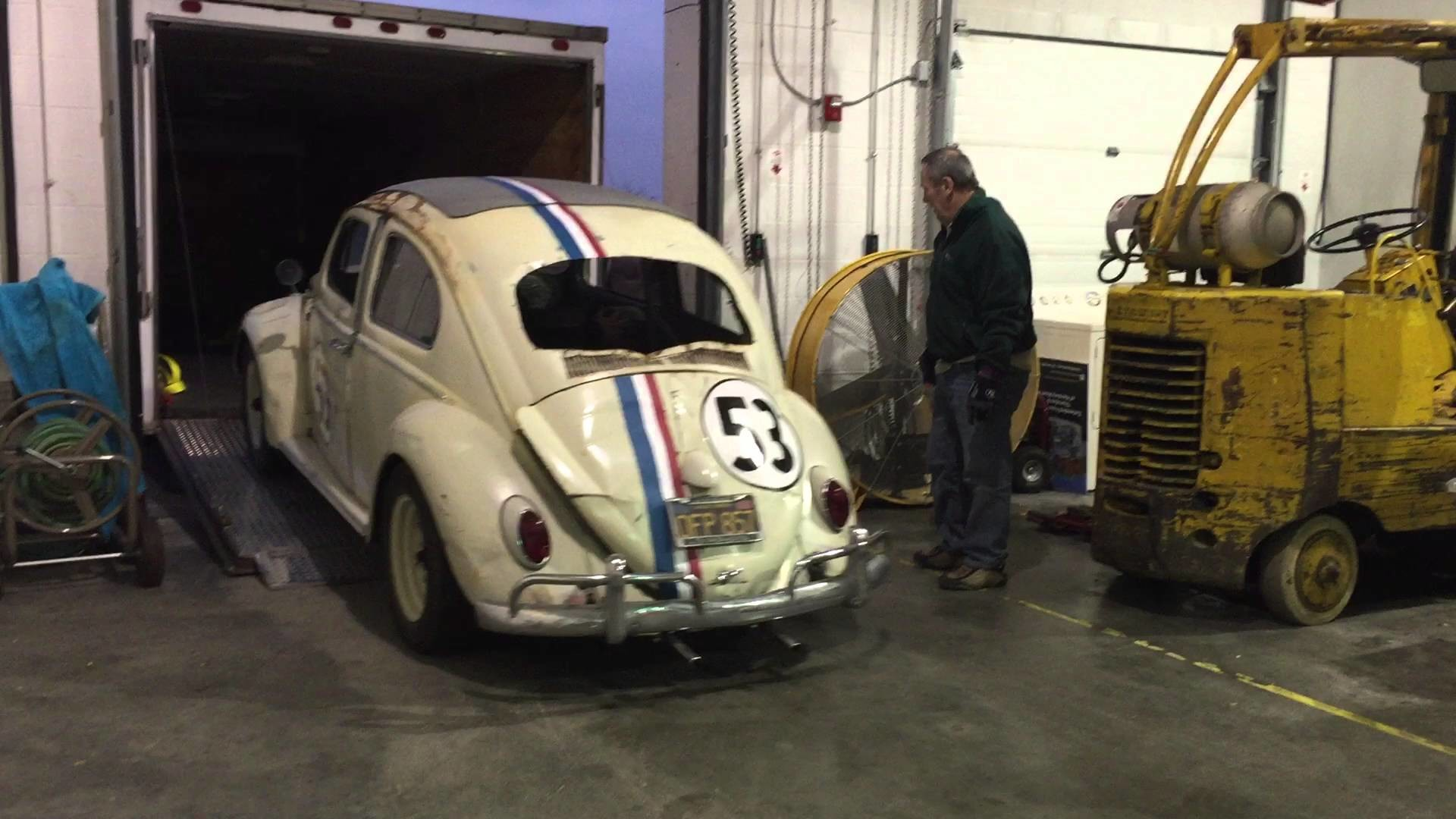 Res: 1920x1080, Herbie the Love Bug - Stunt Car