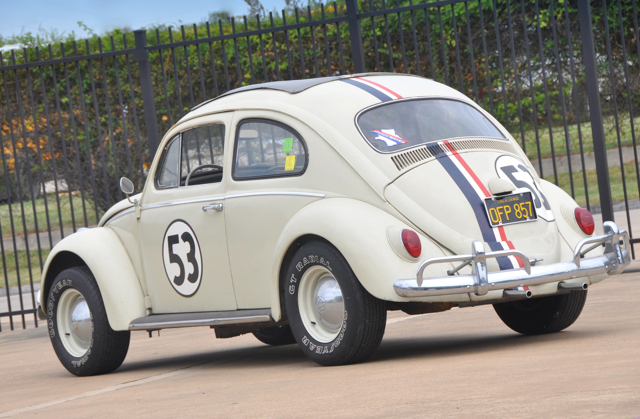 Res: 2500x1638, herbie the love bug 4