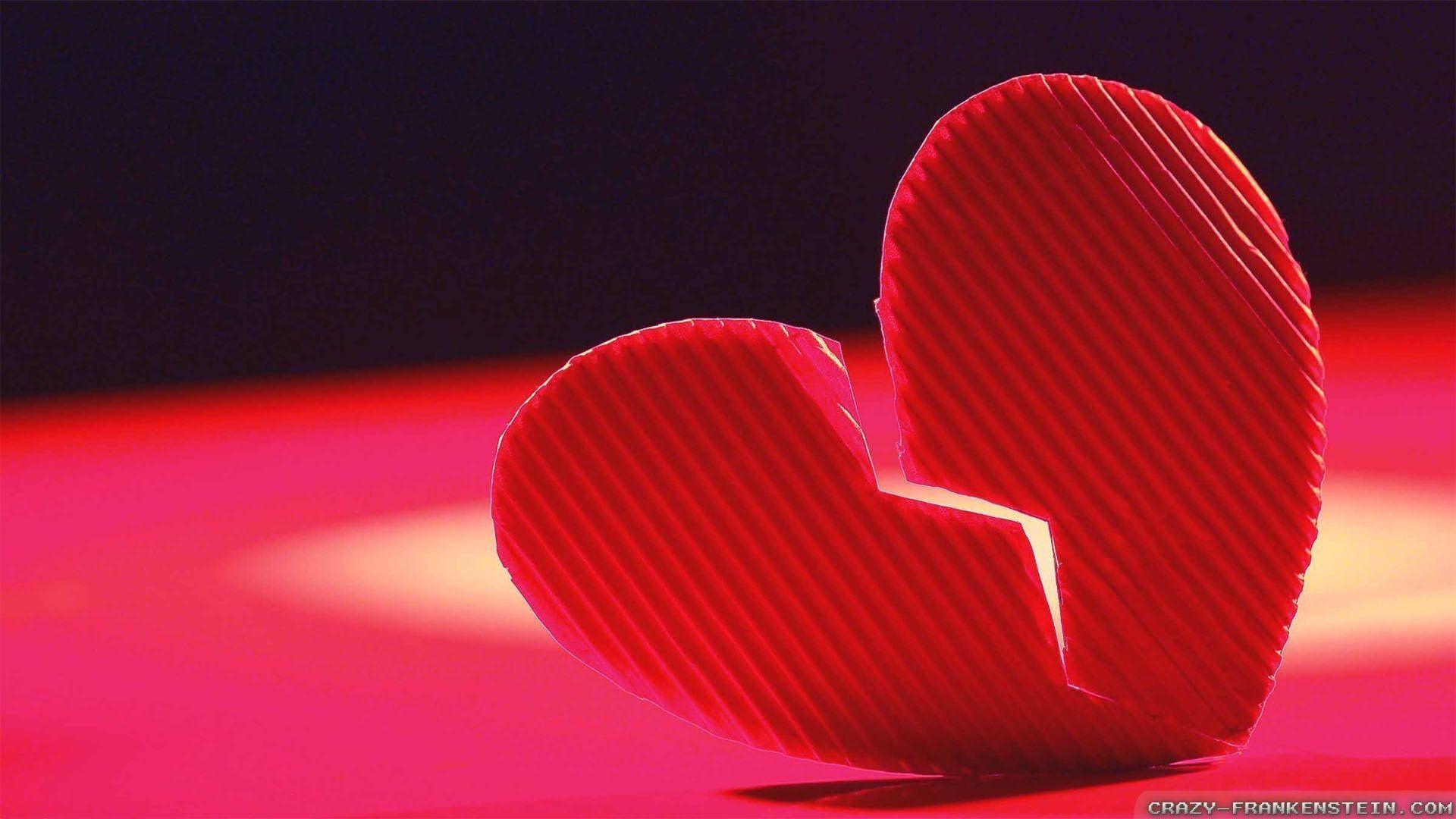 Res: 1920x1080, Broken Heart Wallpapers